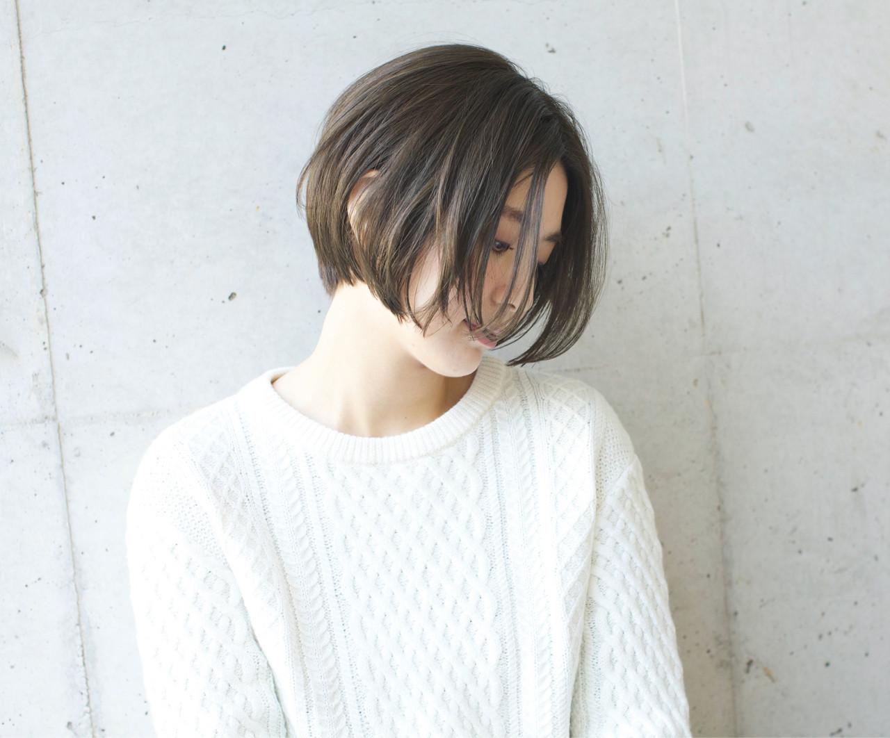 【2017春夏トレンド】大人かわいい最新ショートボブ10選 佐脇 正徳