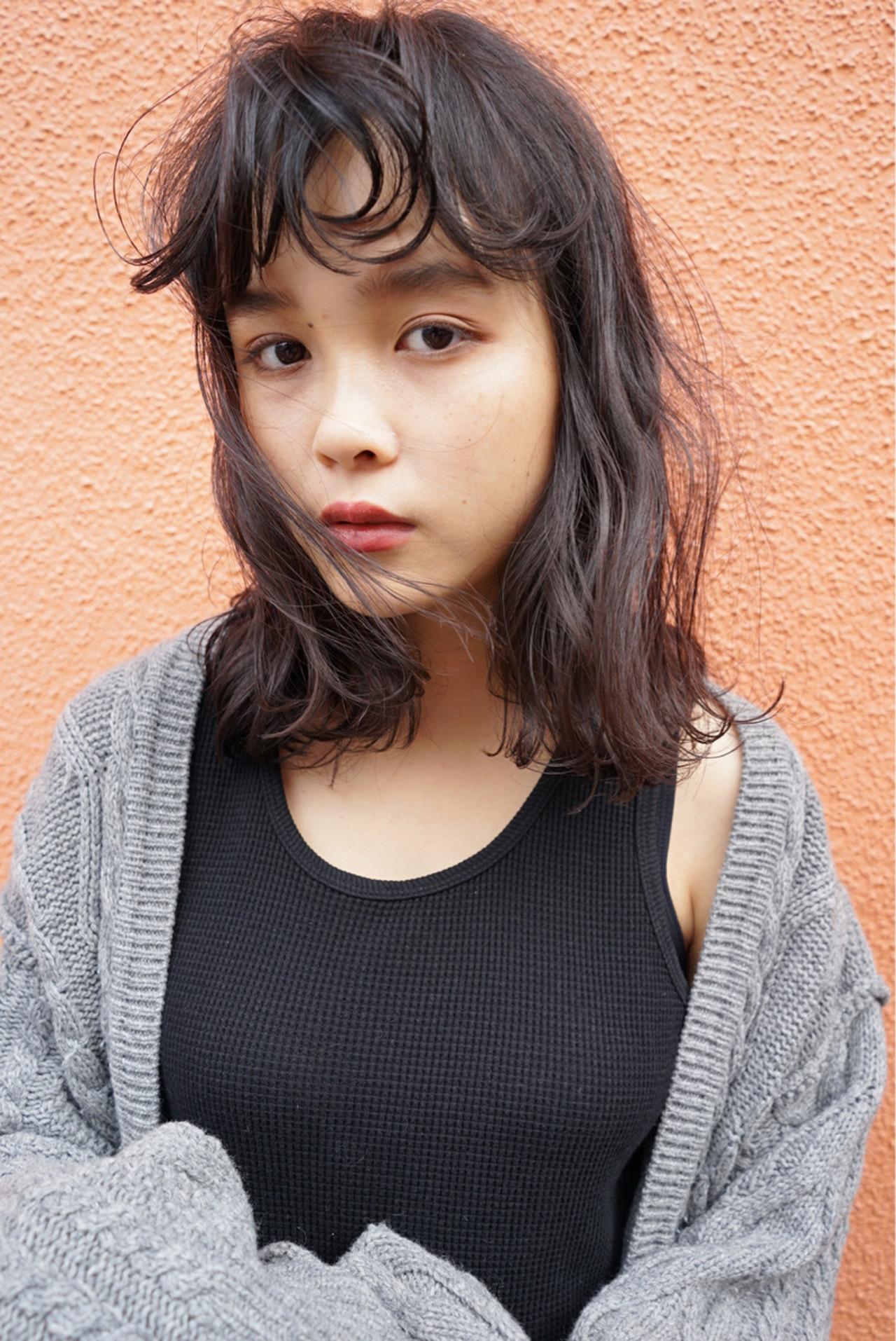 トレンドは前髪から取り入れて♡今年のおすすめ前髪3つ 佐野 正人 / nanuk