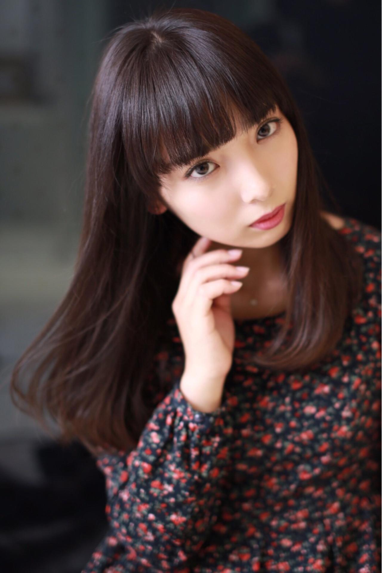 トレンドは前髪から取り入れて♡今年のおすすめ前髪3つ Obayashi Natsumi