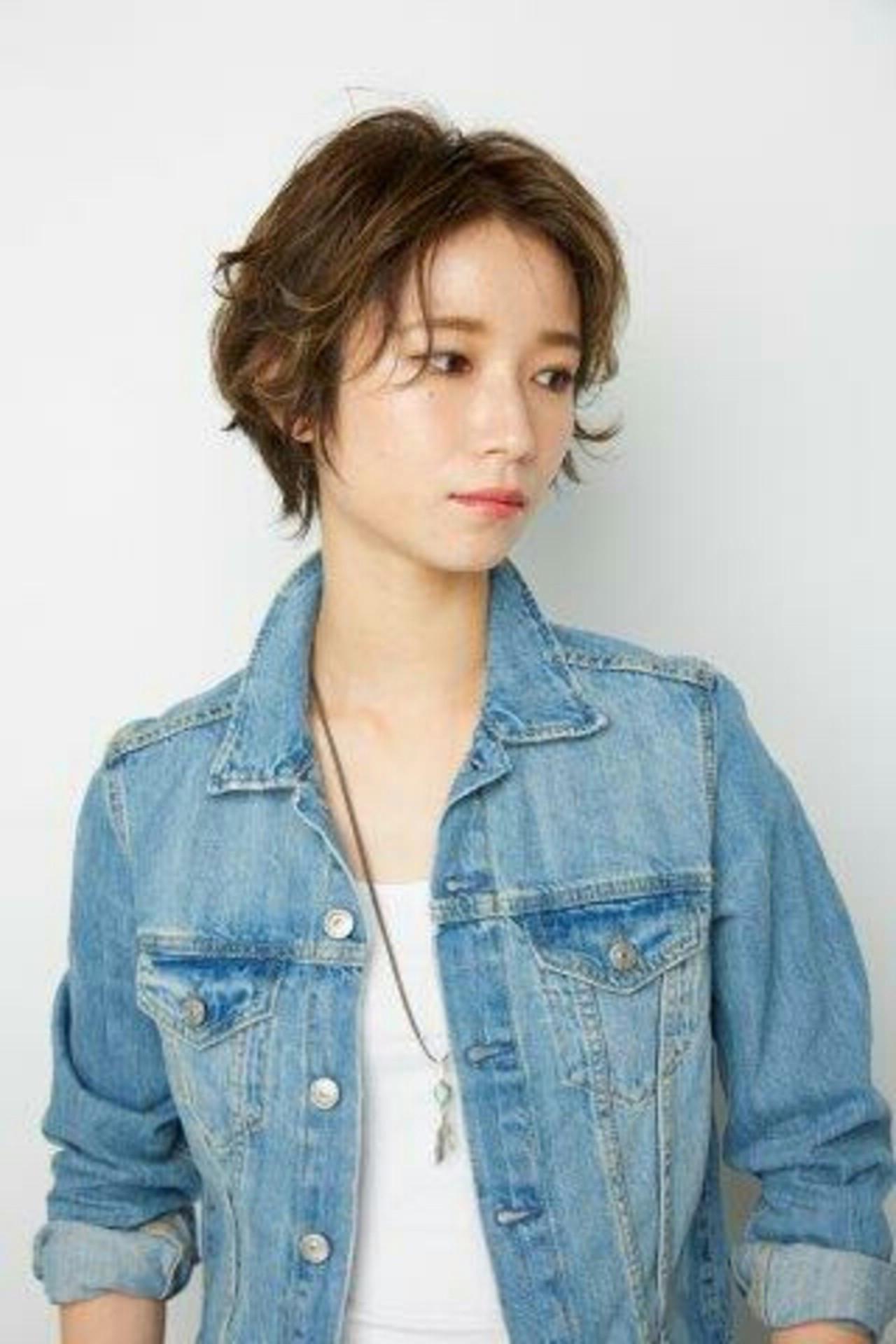 前髪なしのモテスタイル♡長さ別で比べてみました Kouya Nagamori