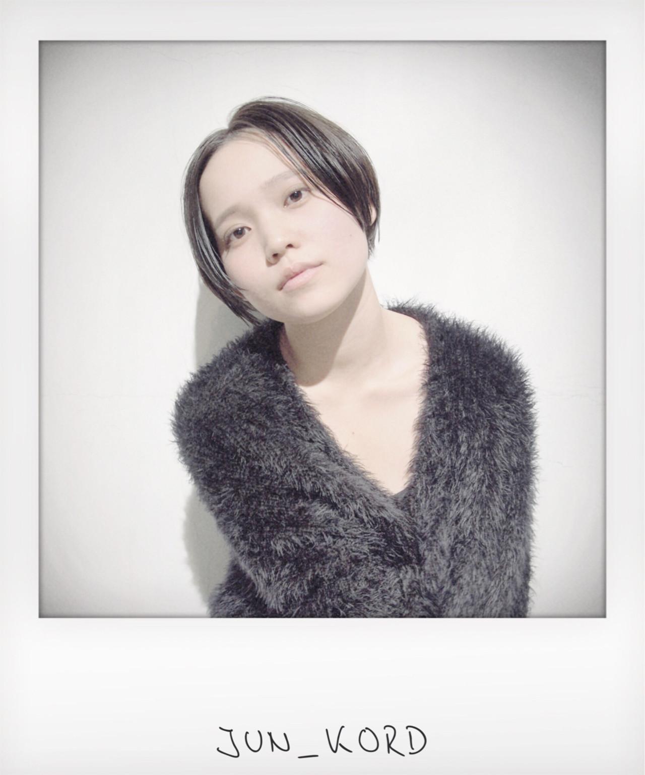 前髪なしのモテスタイル♡長さ別で比べてみました JUN_KORD