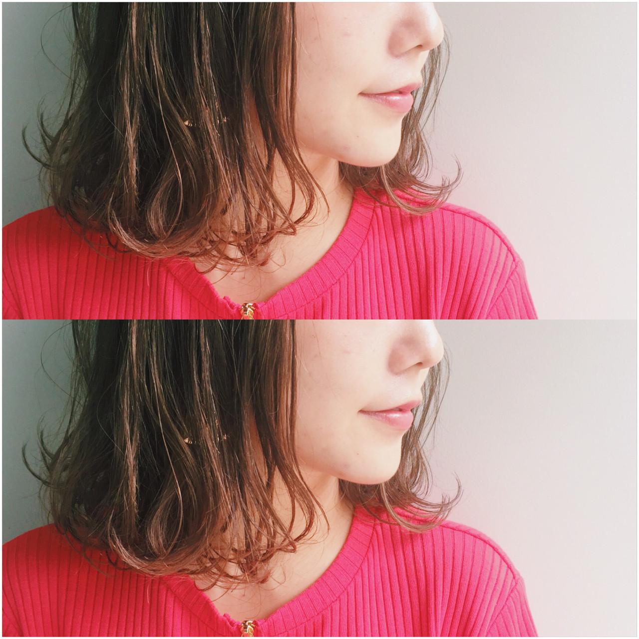 ナチュラルな色気がたっぷり。ミディアムヘアのウェットスタイリングの方法と人気スタイルまとめ