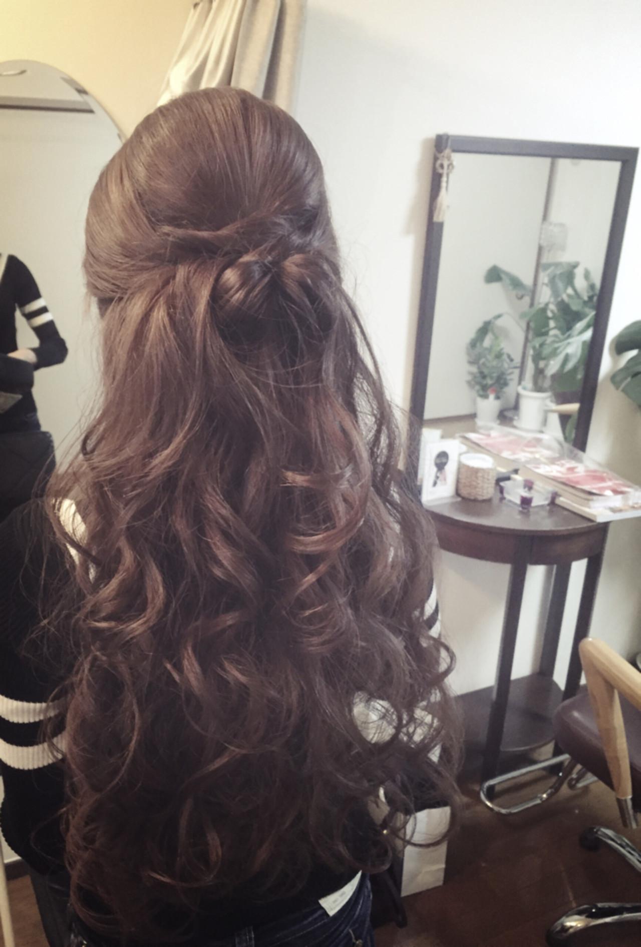 (簡単アレンジ術)伸ばしかけの髪で「なんちゃってボブ」のやり方 Moriyama Mami
