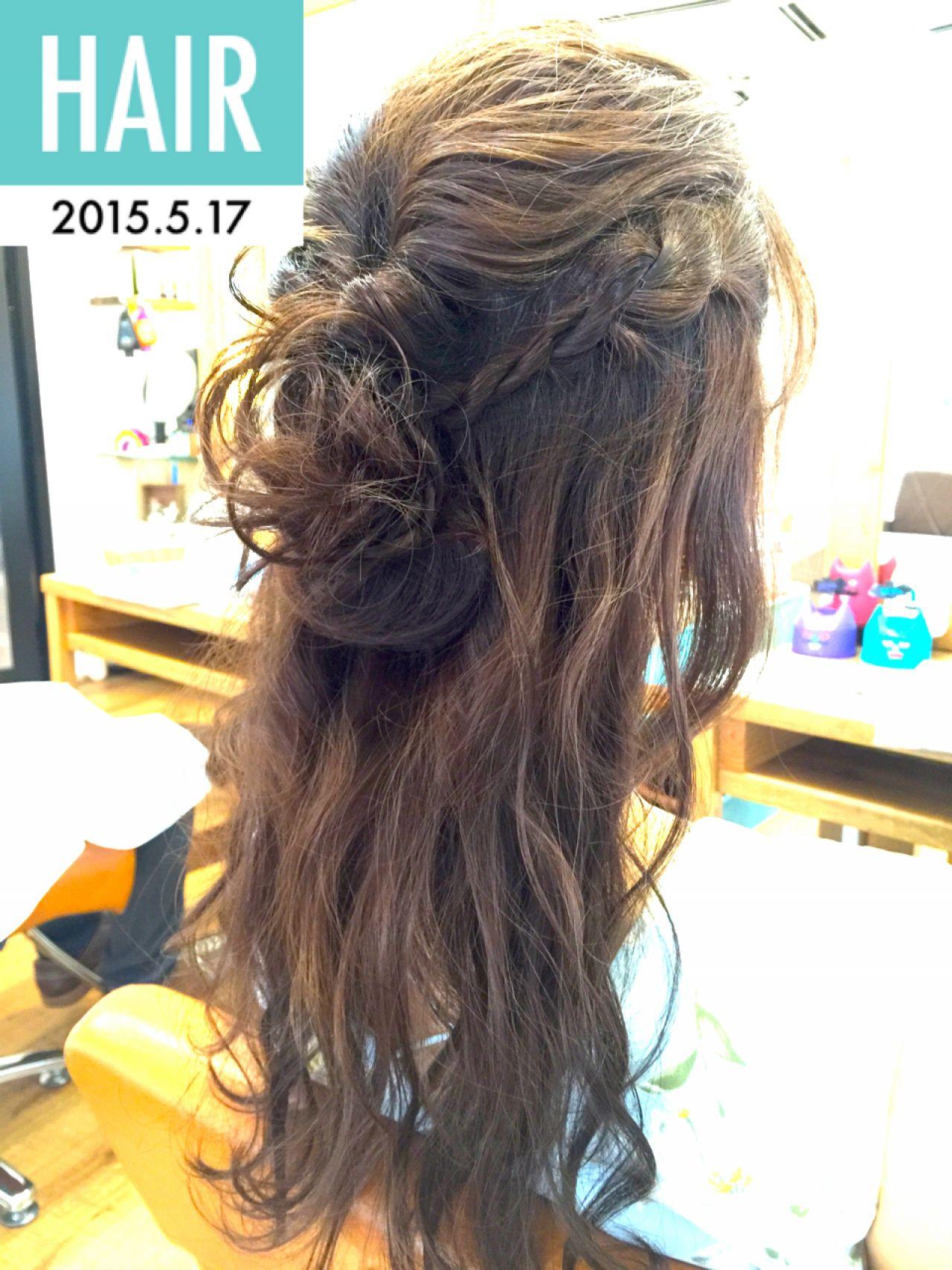 (簡単アレンジ術)伸ばしかけの髪で「なんちゃってボブ」のやり方 井沢 慶文