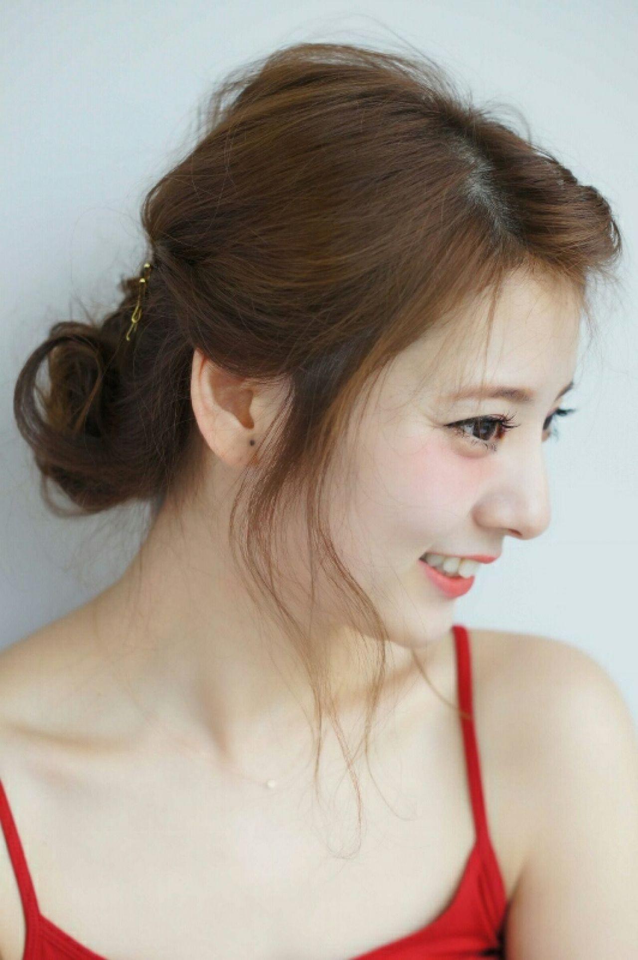 マンネリ解消!セミロングさん向けヘアアレンジ特集♡ Ciel Hairdesign 代表 今田 亮
