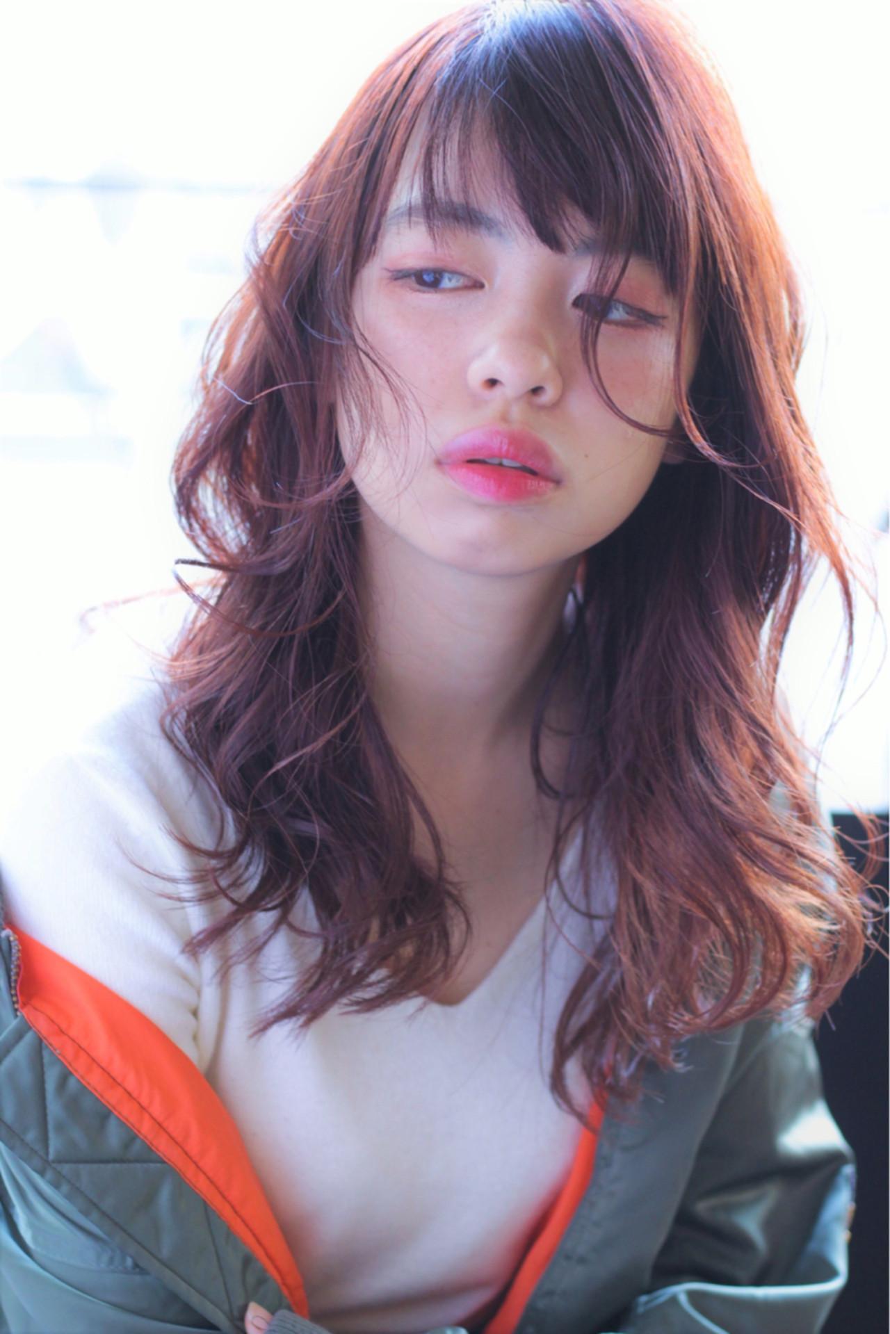 2017年春夏は甘さ控えめな「ベリーピンクカラー」にするべし♡ 金本潤