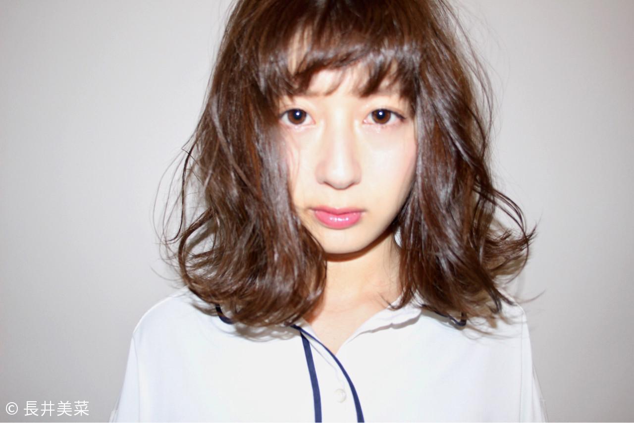 【似合う髪型診断】顔の形に似合うヘアスタイルって知ってる? 長井美菜