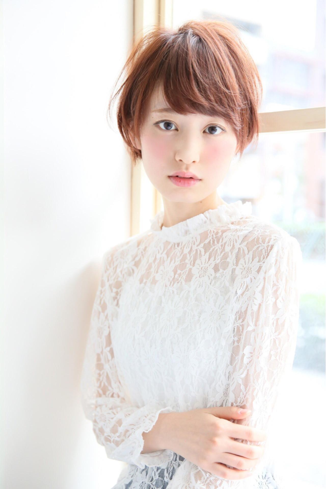 ショートの中でも人気な髪型「ショートボブ」で大人っぽさを目指してみよう 柾木 ひかる  Madu