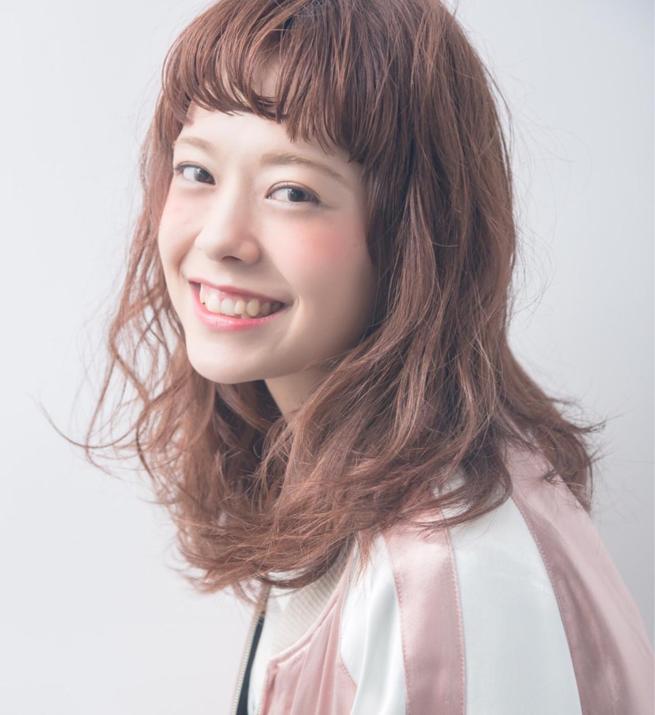 髪色ピンクで春はじめました♡ほんのり系もネオ系も叶う女子カラー 小林 完 Killa