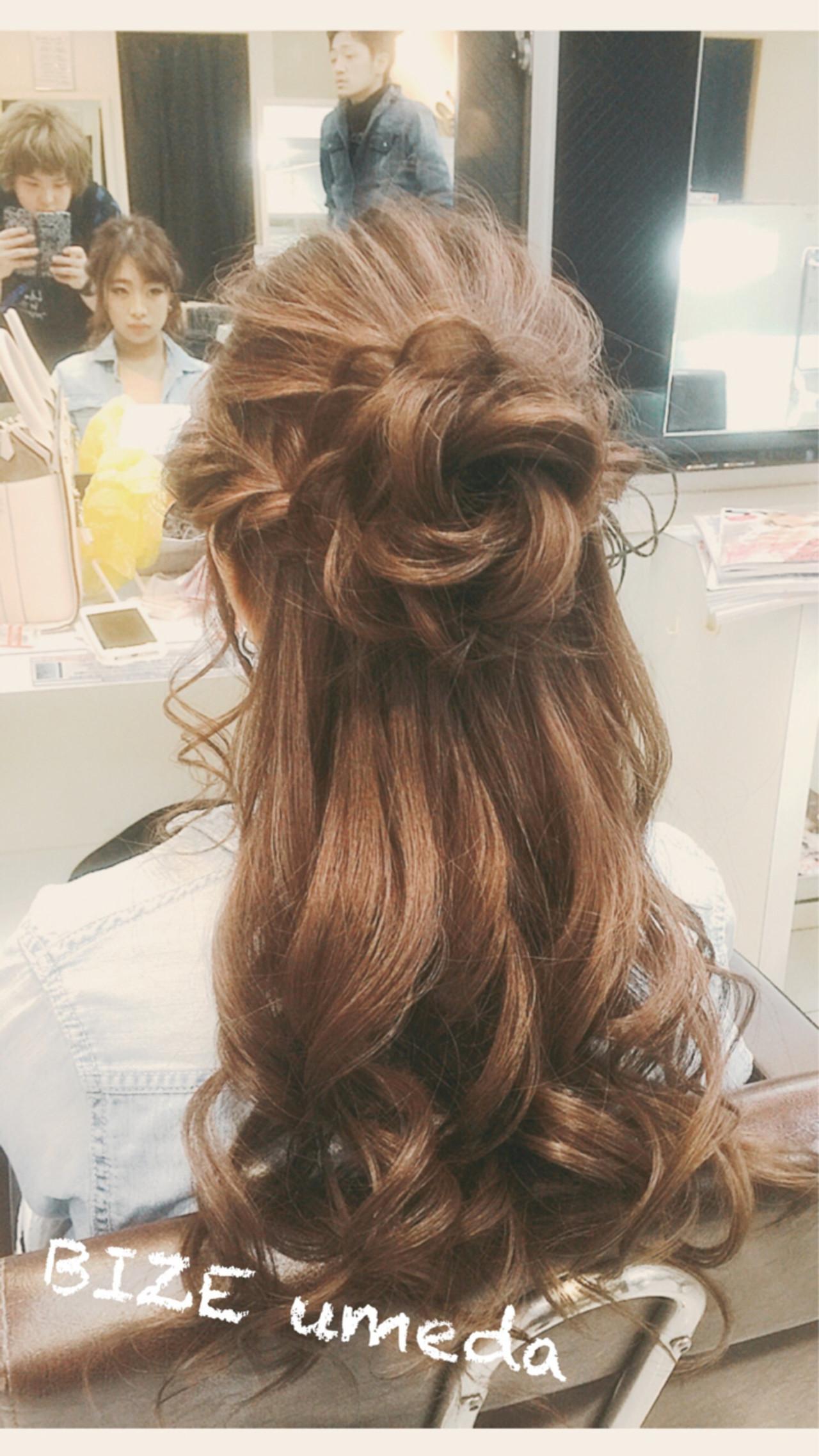 自分の髪型を大変身!簡単にできちゃう可愛いヘアアレンジ方法♡ 金海きな