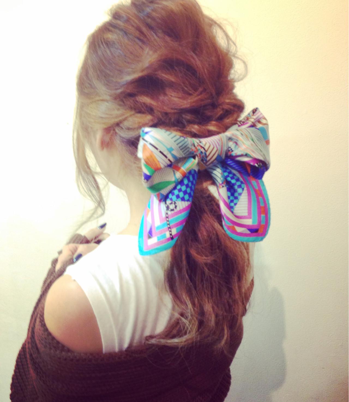 自分の髪型を大変身!簡単にできちゃう可愛いヘアアレンジ方法♡ Hiroki Yamada