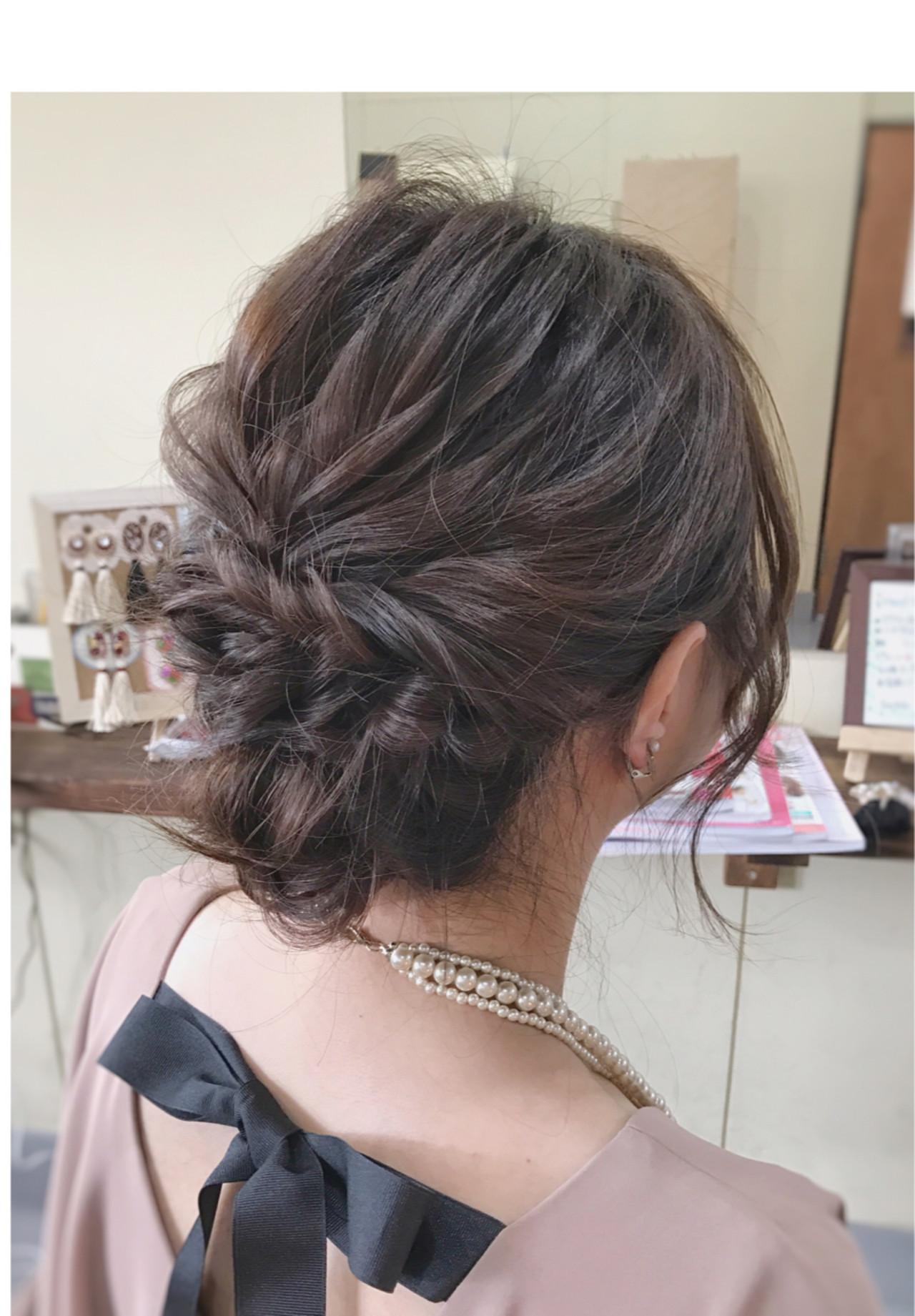 自分の髪型を大変身!簡単にできちゃう可愛いヘアアレンジ方法♡ サワ
