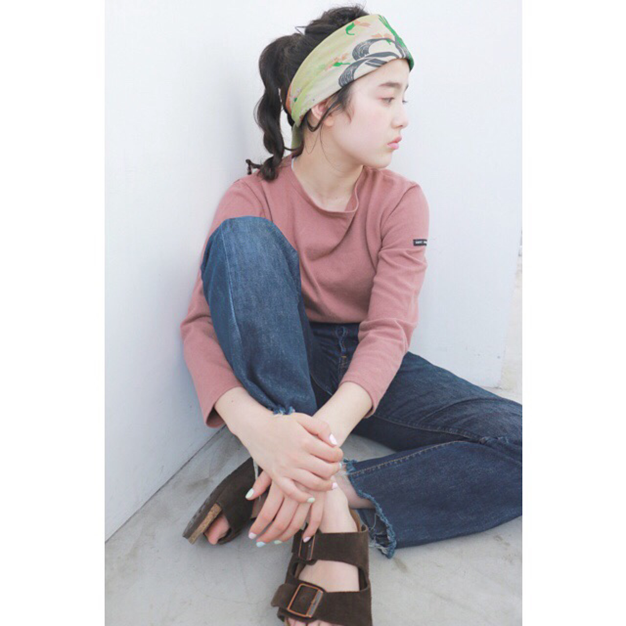 編み込みヘアアレンジが自分でできちゃう♡簡単な方法レッスン 高橋 忍