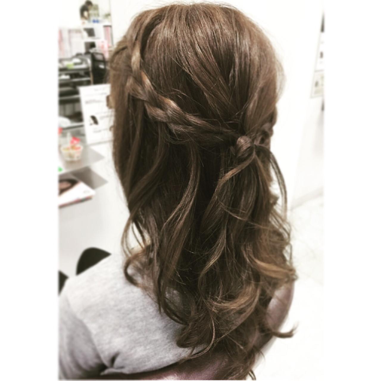 夏の予感がしたら髪型アップで出かけたい♡カジュアルアップヘアアレンジHOWTO チエ