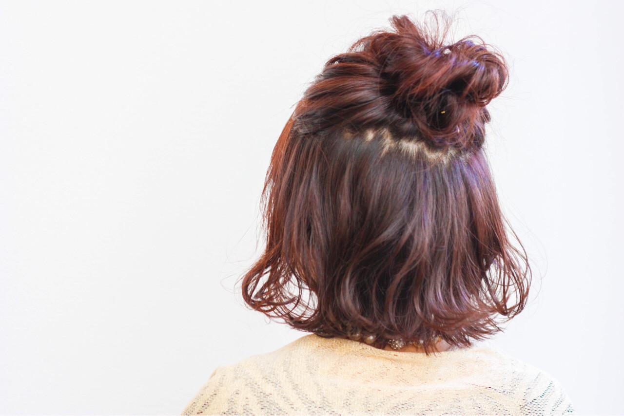 夏の予感がしたら髪型アップで出かけたい♡カジュアルアップヘアアレンジHOWTO Hiroshi Kuroe 尼崎