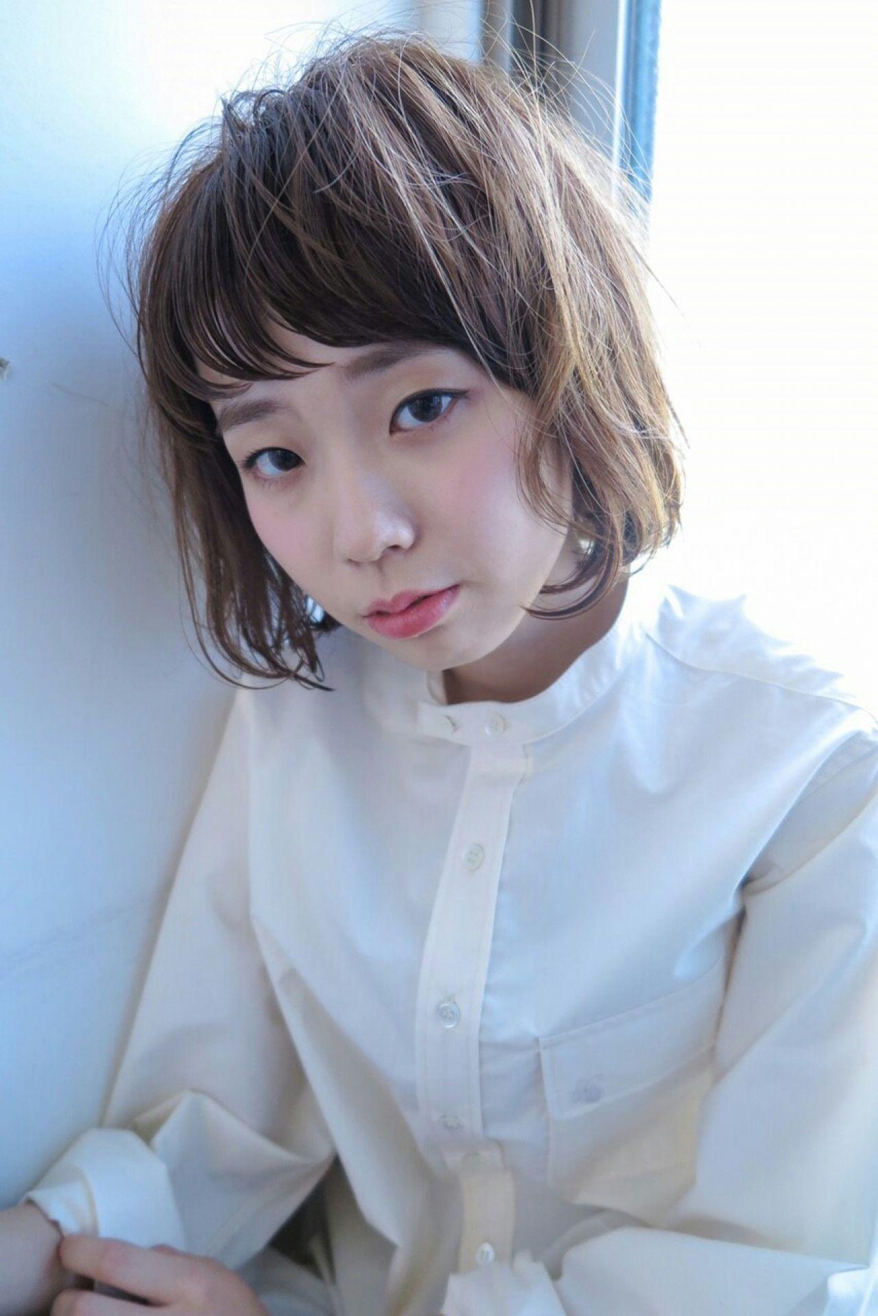 【似合う髪型診断】顔の形に似合うヘアスタイルって知ってる? 杉本侑菜 (すぎもと ありな)