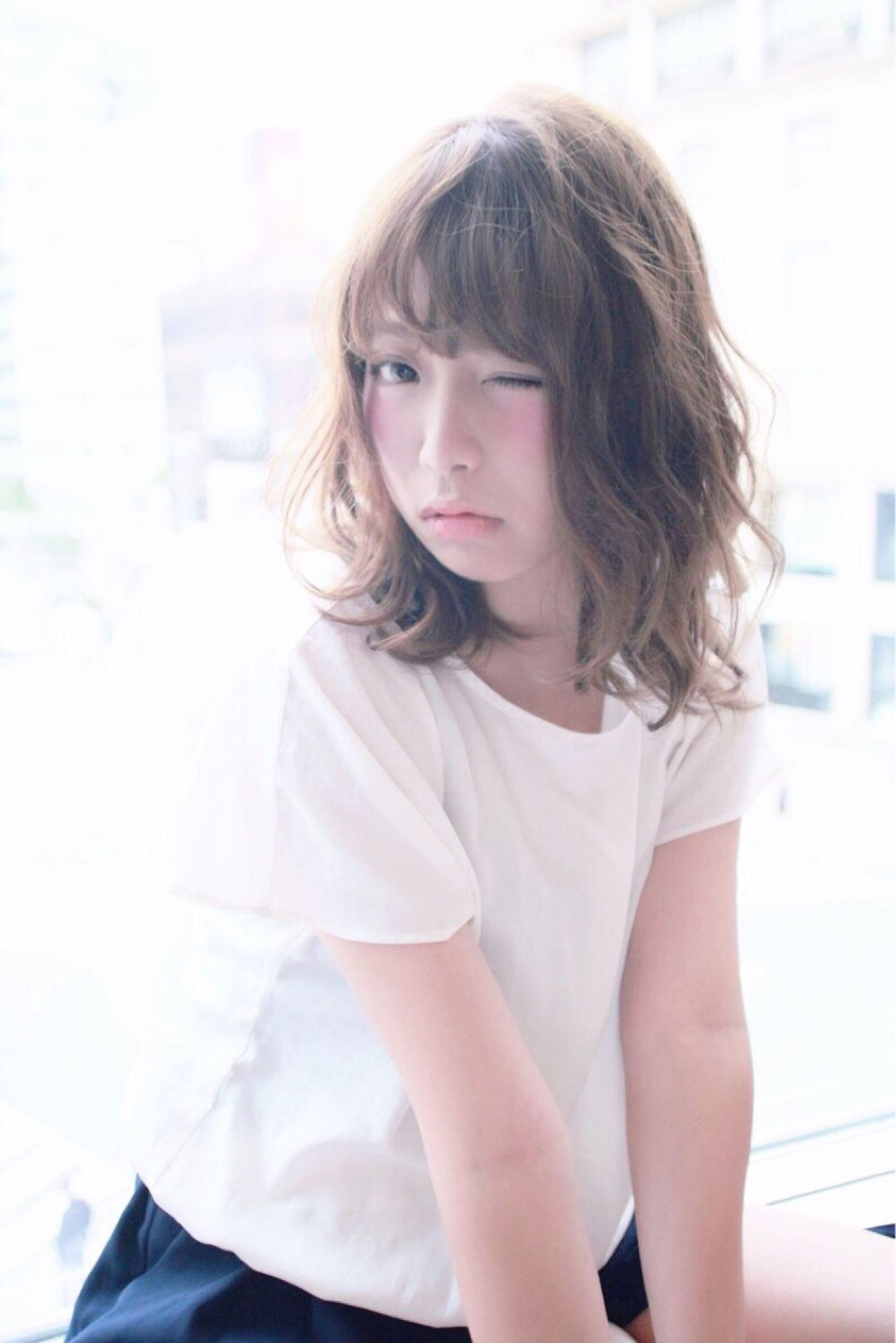 【似合う髪型診断】顔の形に似合うヘアスタイルって知ってる? mayu