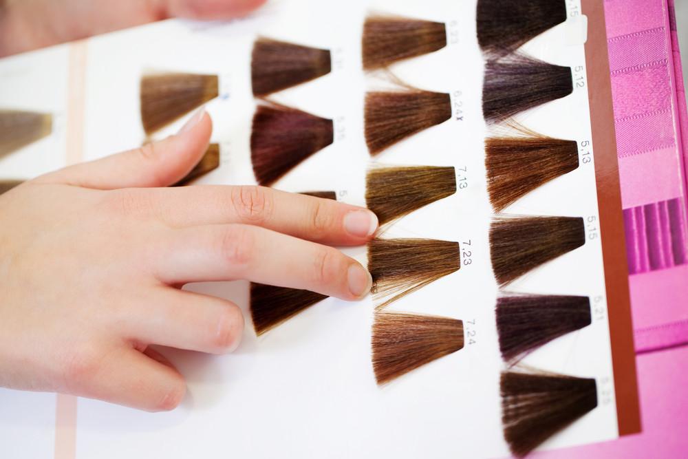 アラサー女子におすすめグラデーションヘアカラー