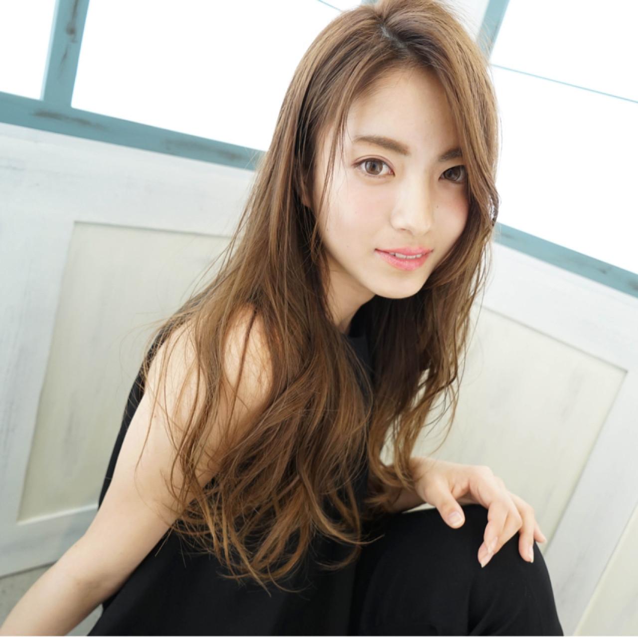 大人女子におすすめ♡Aラインパーマでつくる大人可愛いスタイル 石田 裕人
