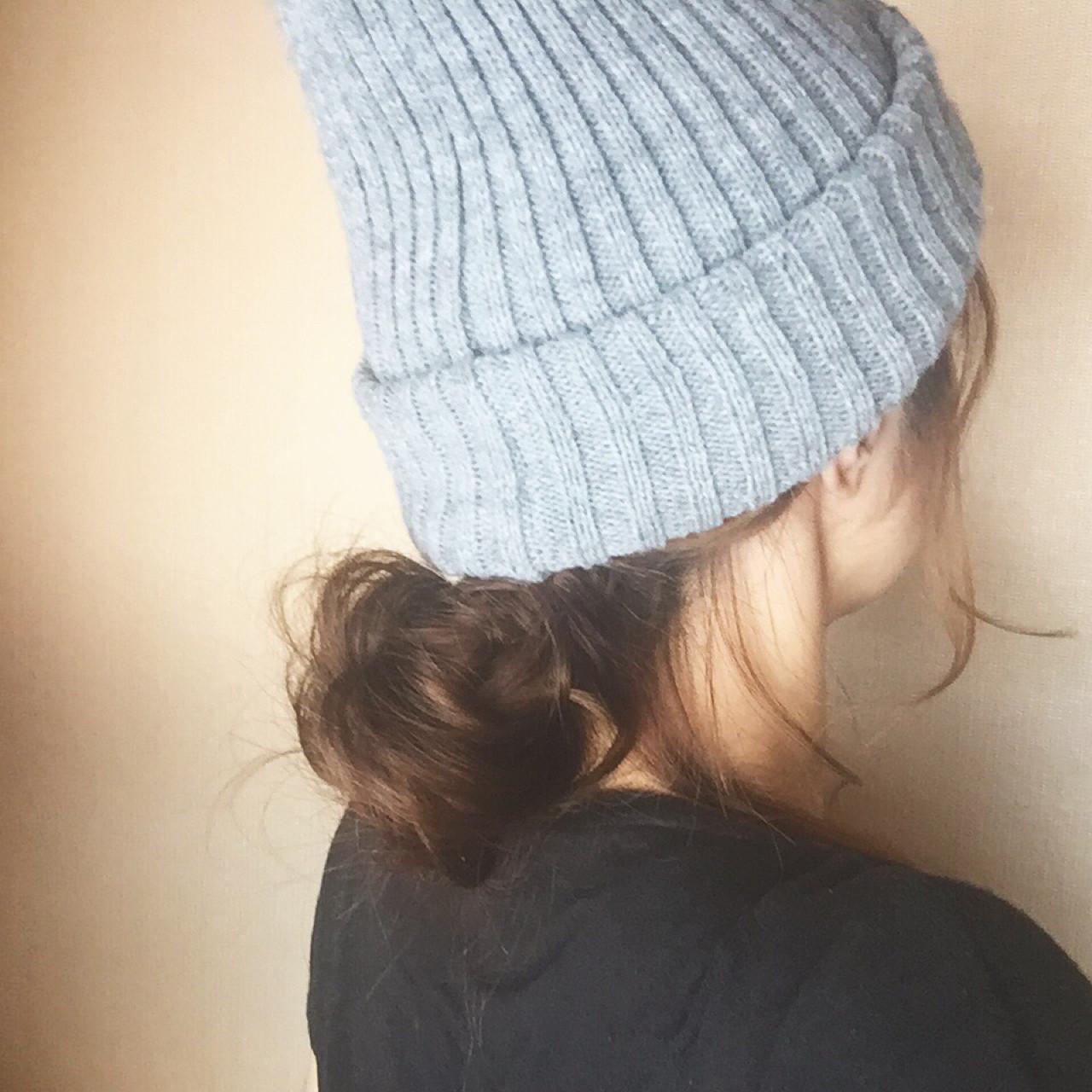 大人女子 ロング 簡単ヘアアレンジ 時短 ヘアスタイルや髪型の写真・画像