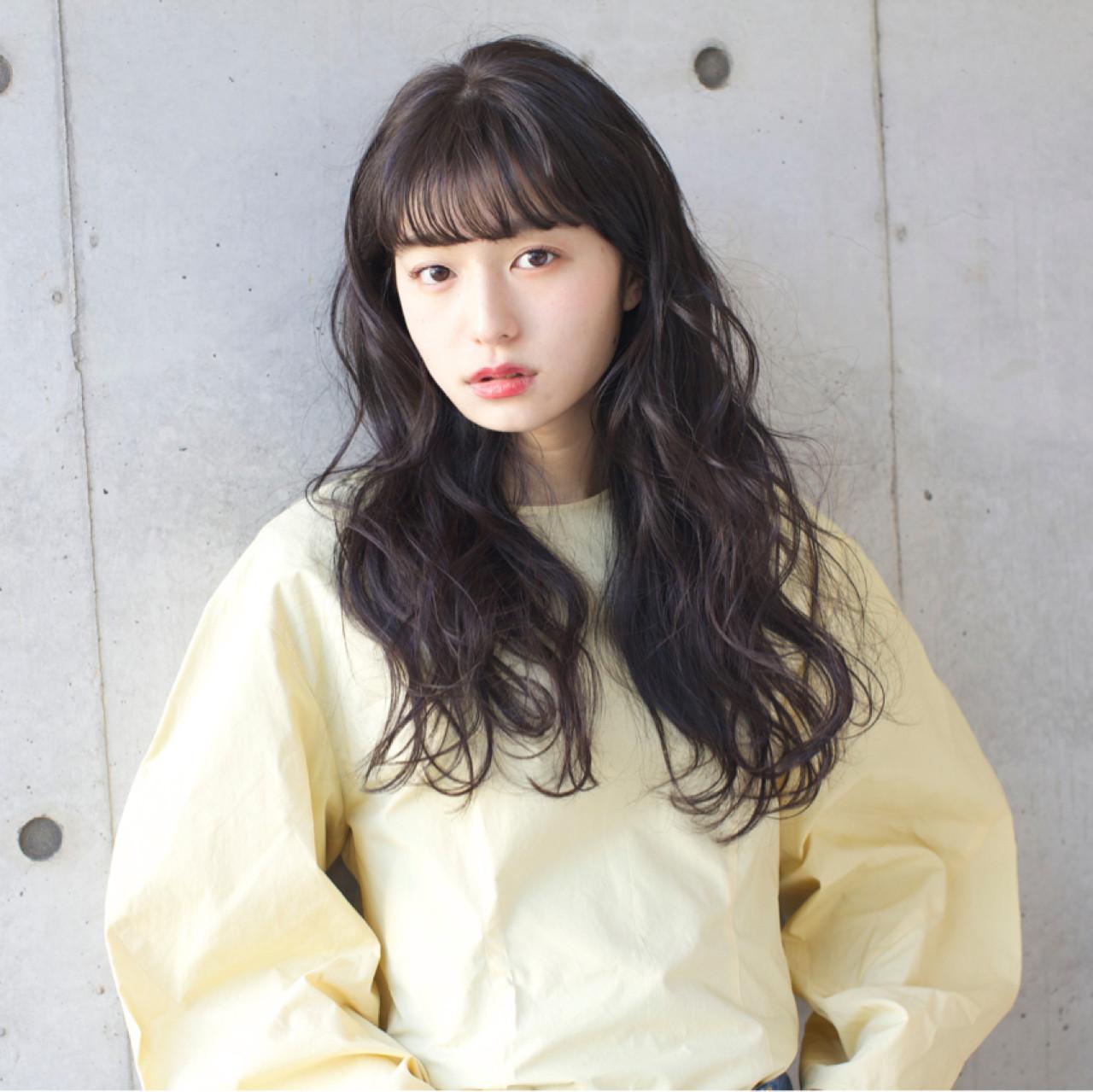 黒髪美人スタイルで今年の春夏を迎えよう♡しなやかな黒髪ヘアカタログ 佐脇 正徳