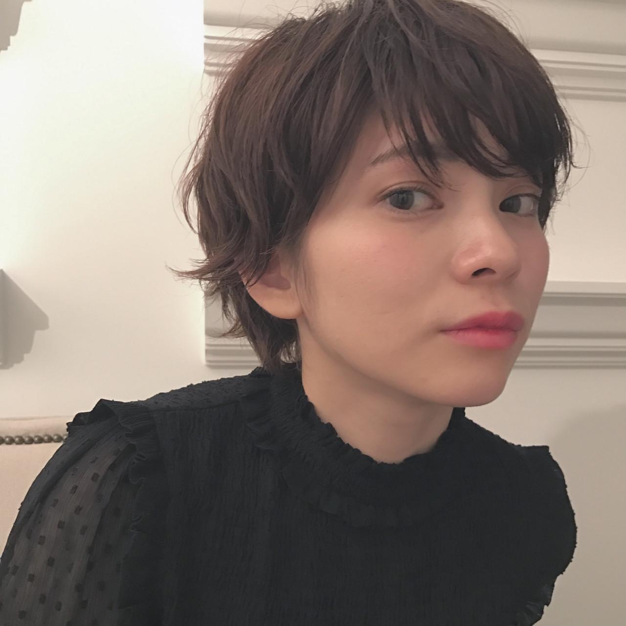 黒髪美人スタイルで今年の春夏を迎えよう♡しなやかな黒髪ヘアカタログ 勝田 祐介