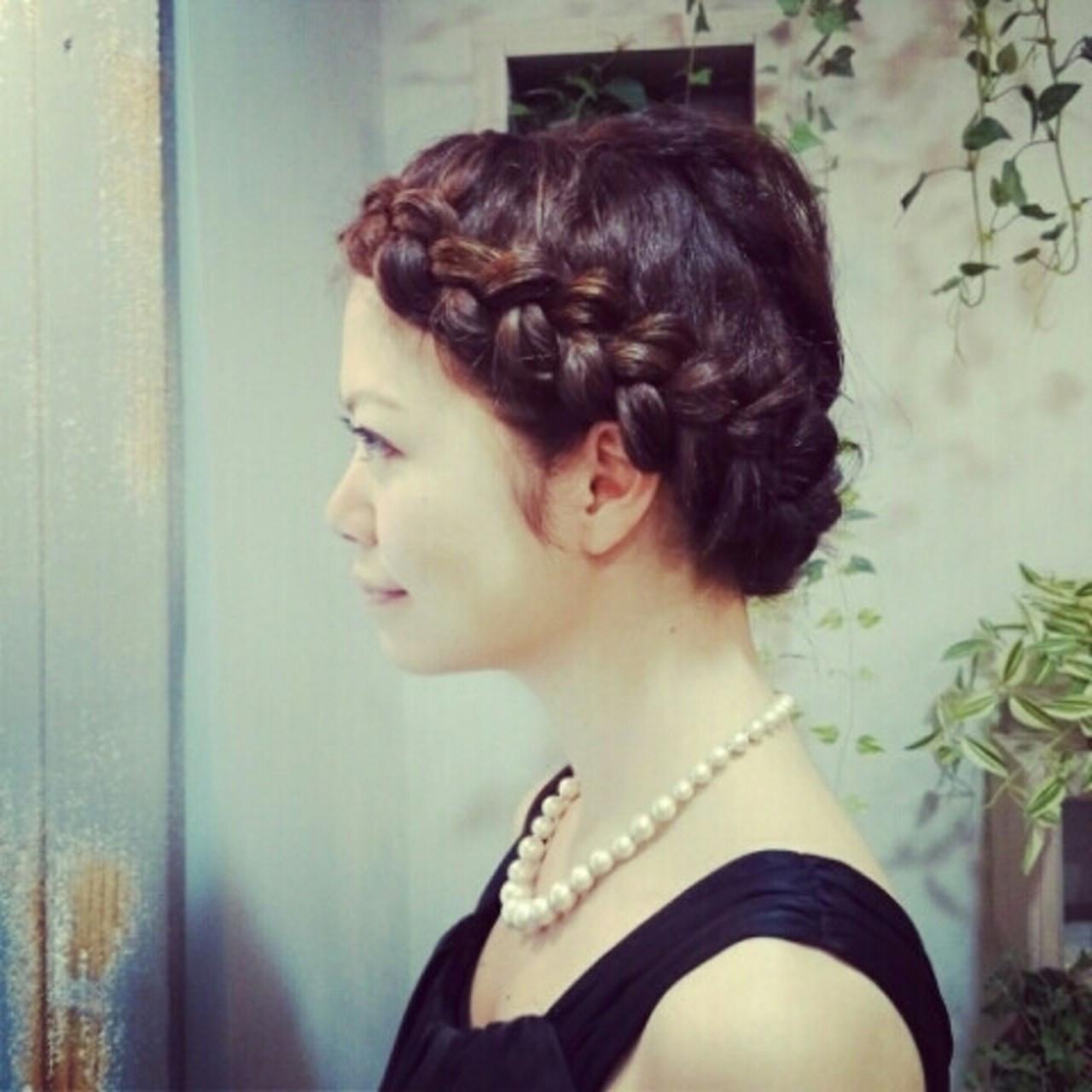 伸びてきた前髪を可愛くするなら?前髪編み込みにチャレンジ♡ 浦川由起江