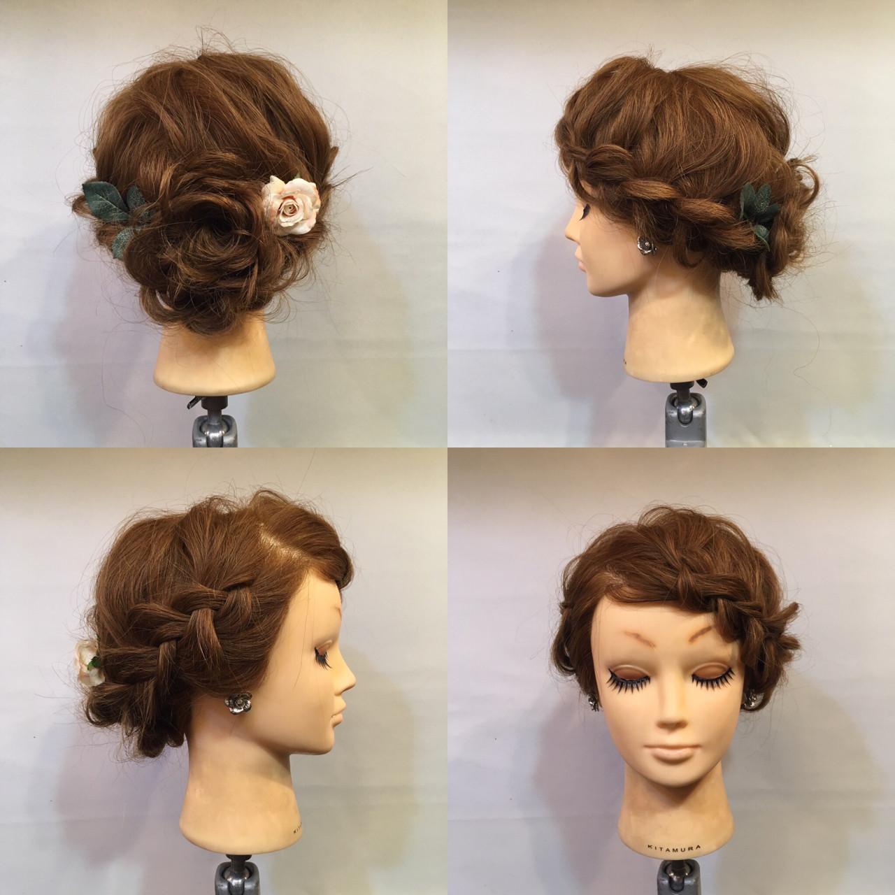 伸びてきた前髪を可愛くするなら?前髪編み込みにチャレンジ♡ 鈴木 健太郎