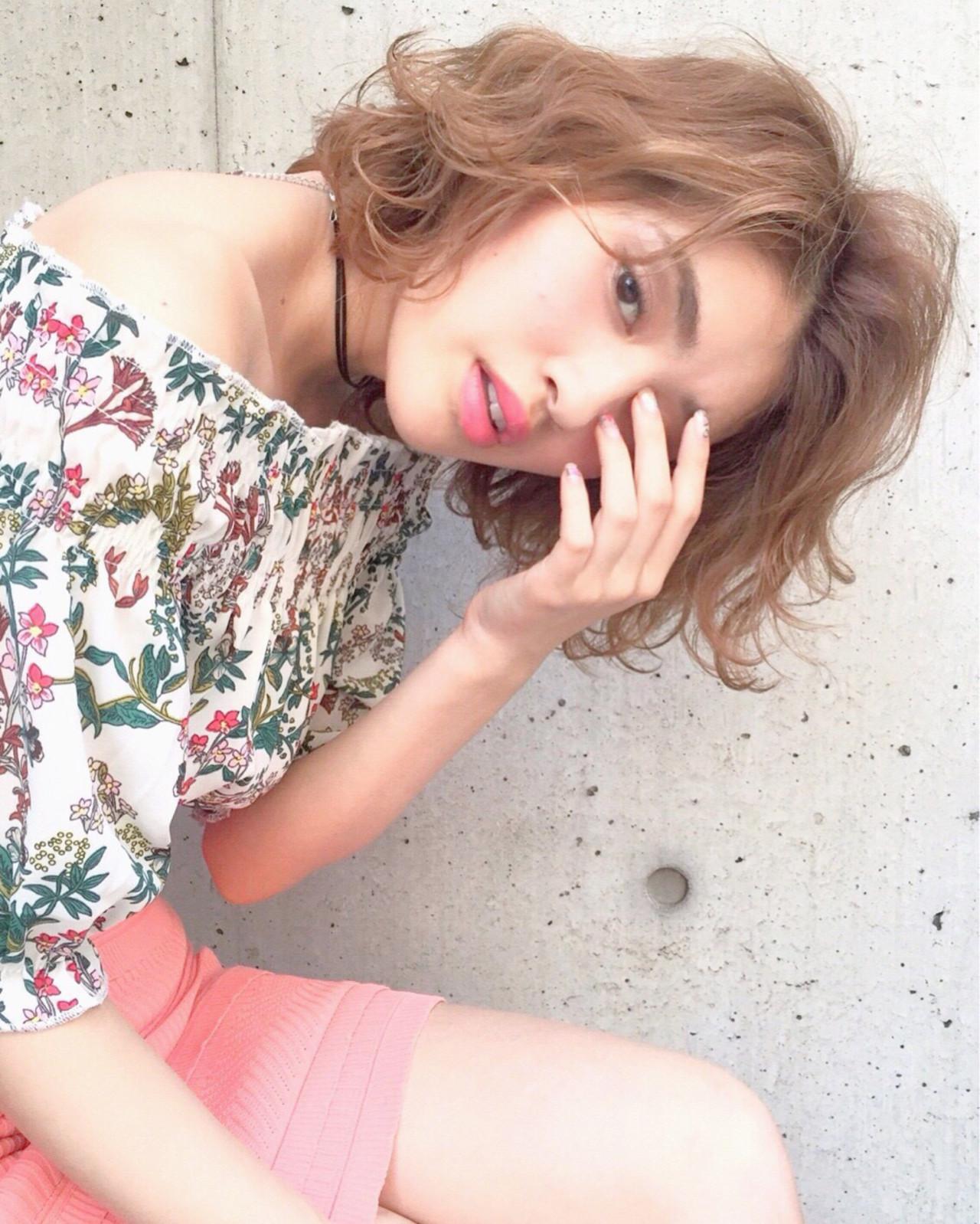 レイヤーカットなら重たくならない。お望みの軽めニュアンスな髪型 菅澤麻華