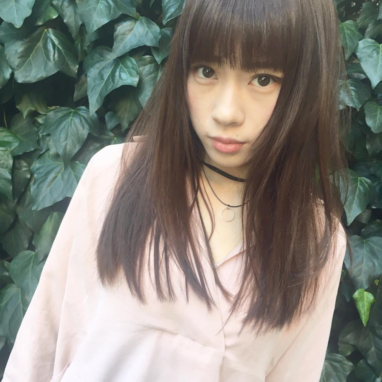 前髪を作りたい♡イメチェン度ナンバーワンの前髪スタイルまとめ 岩田 和也