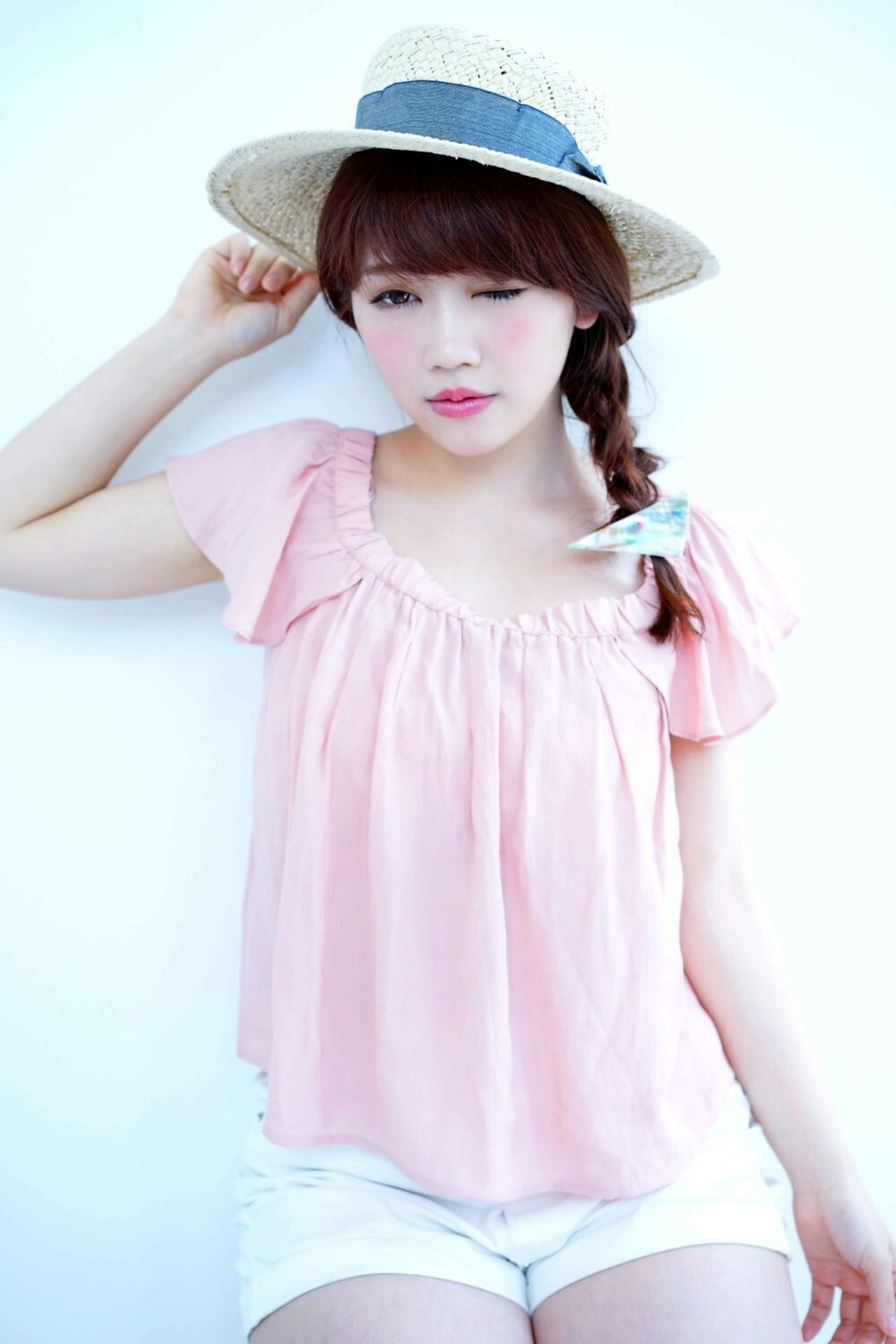夏 大人かわいい 三つ編み ヘアアレンジ ヘアスタイルや髪型の写真・画像