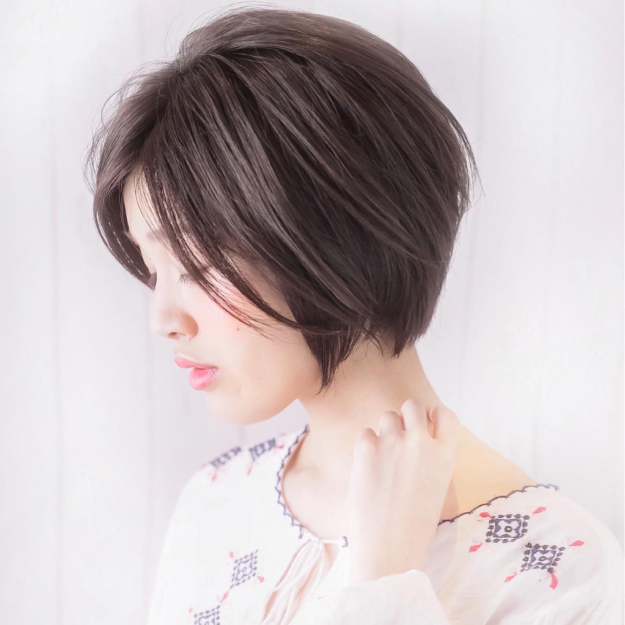 つい真似したくなる♡ショートカットに似合わせる前髪コレクション スガ シュンスケ