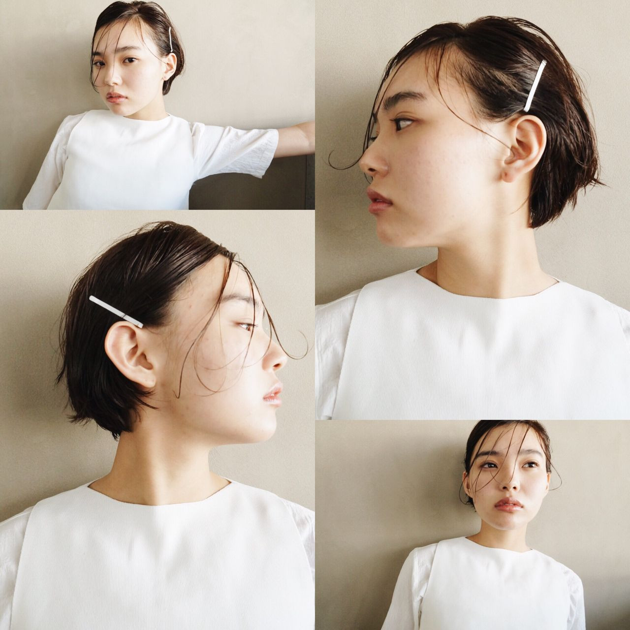 コンプレックスをかわいいに♡丸顔さんにおすすめの髪型アレンジ10選 山下 純平 / nanuk