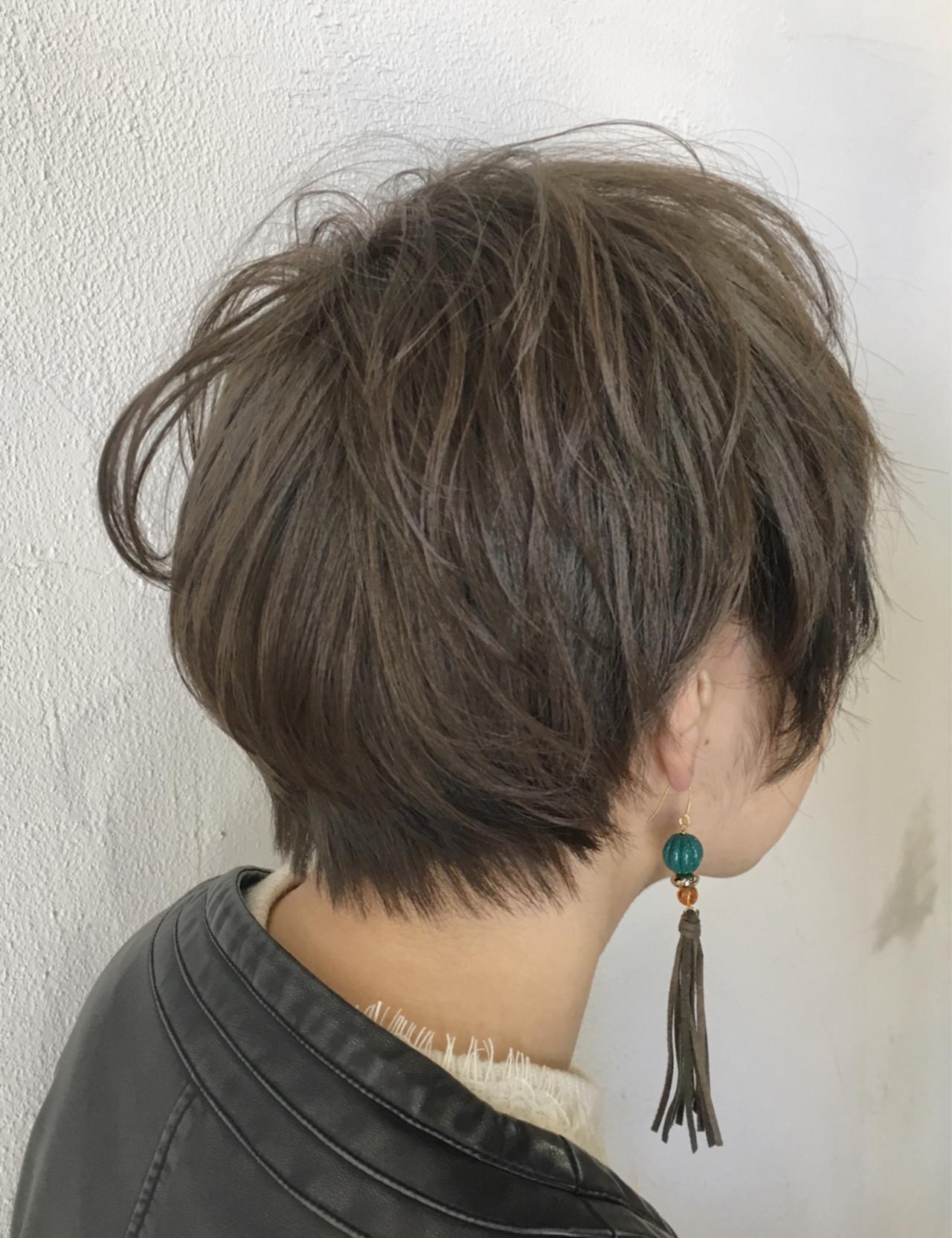 暗髪カラーにしたい人必見!アッシュグレーの魅力に迫る! 尾崎裕介  Quatre hair design