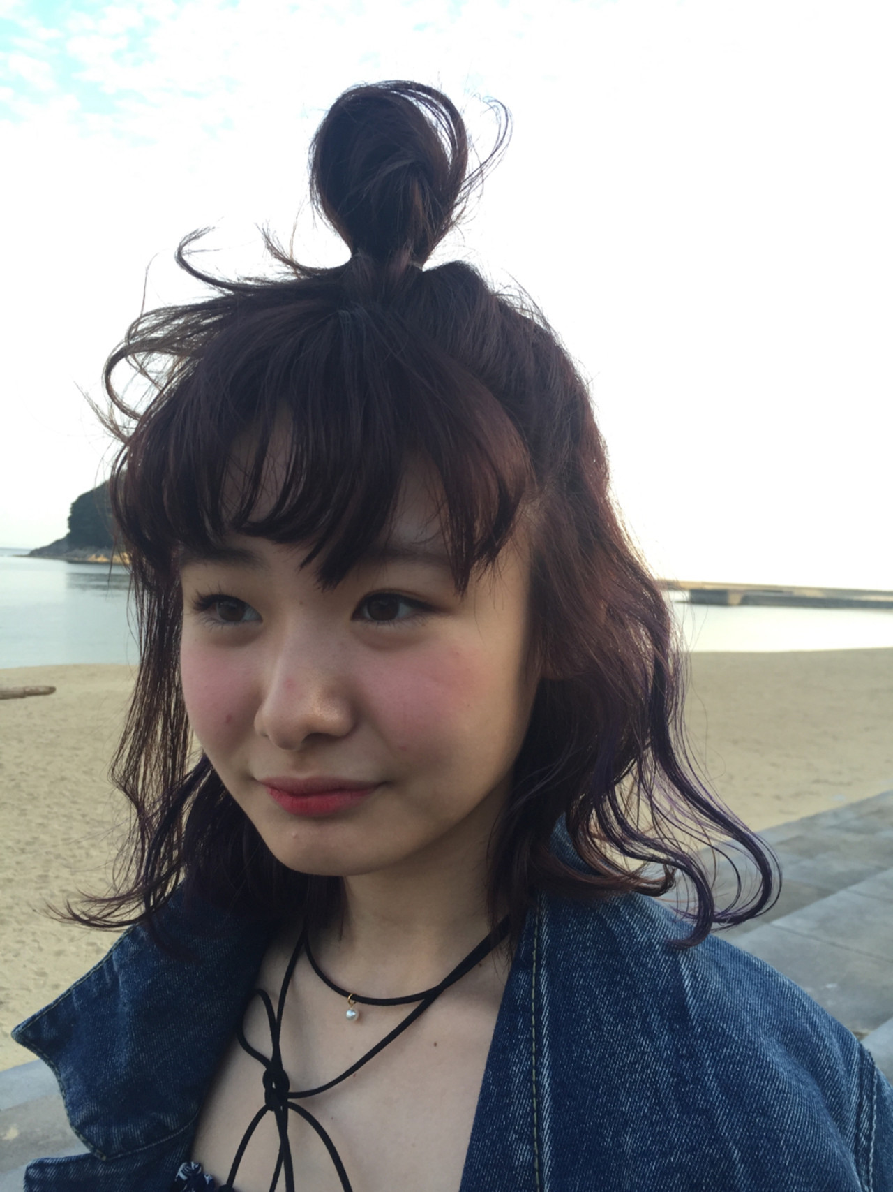 つや髪&透明感で女度アゲル注目カラー!ラベンダーブラウンってどんな色? 桝田 由佳