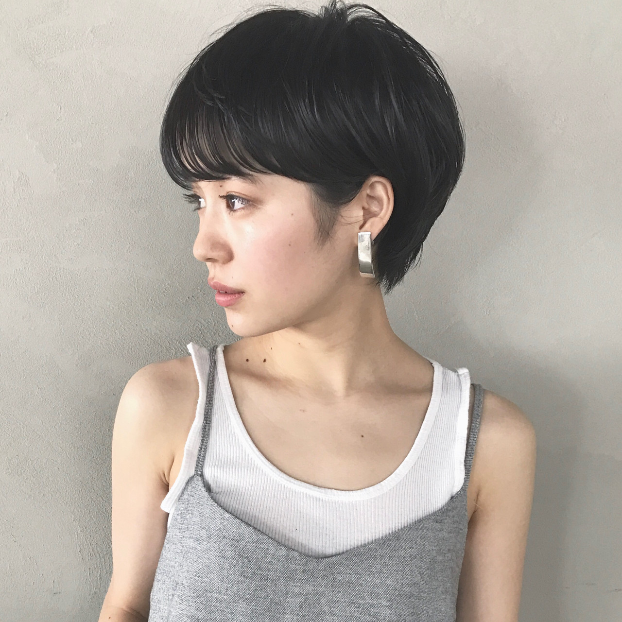 つい真似したくなる♡ショートカットに似合わせる前髪コレクション 高橋 忍