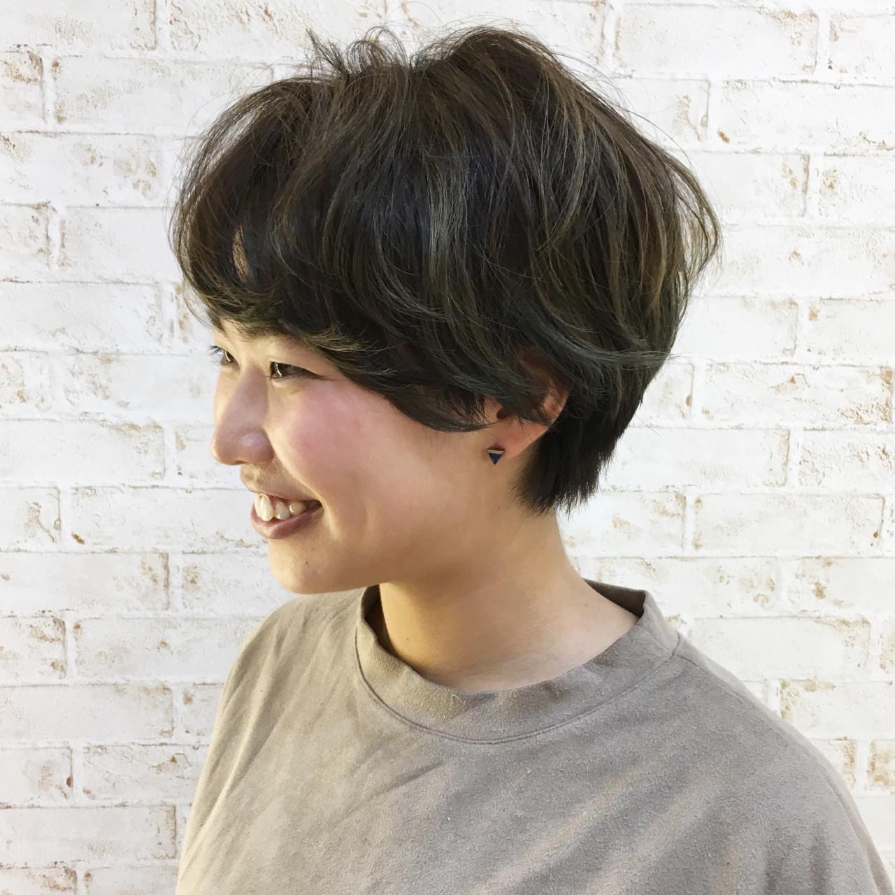 暗髪カラーにしたい人必見!アッシュグレーの魅力に迫る! 白石 まどか  M2J for hair