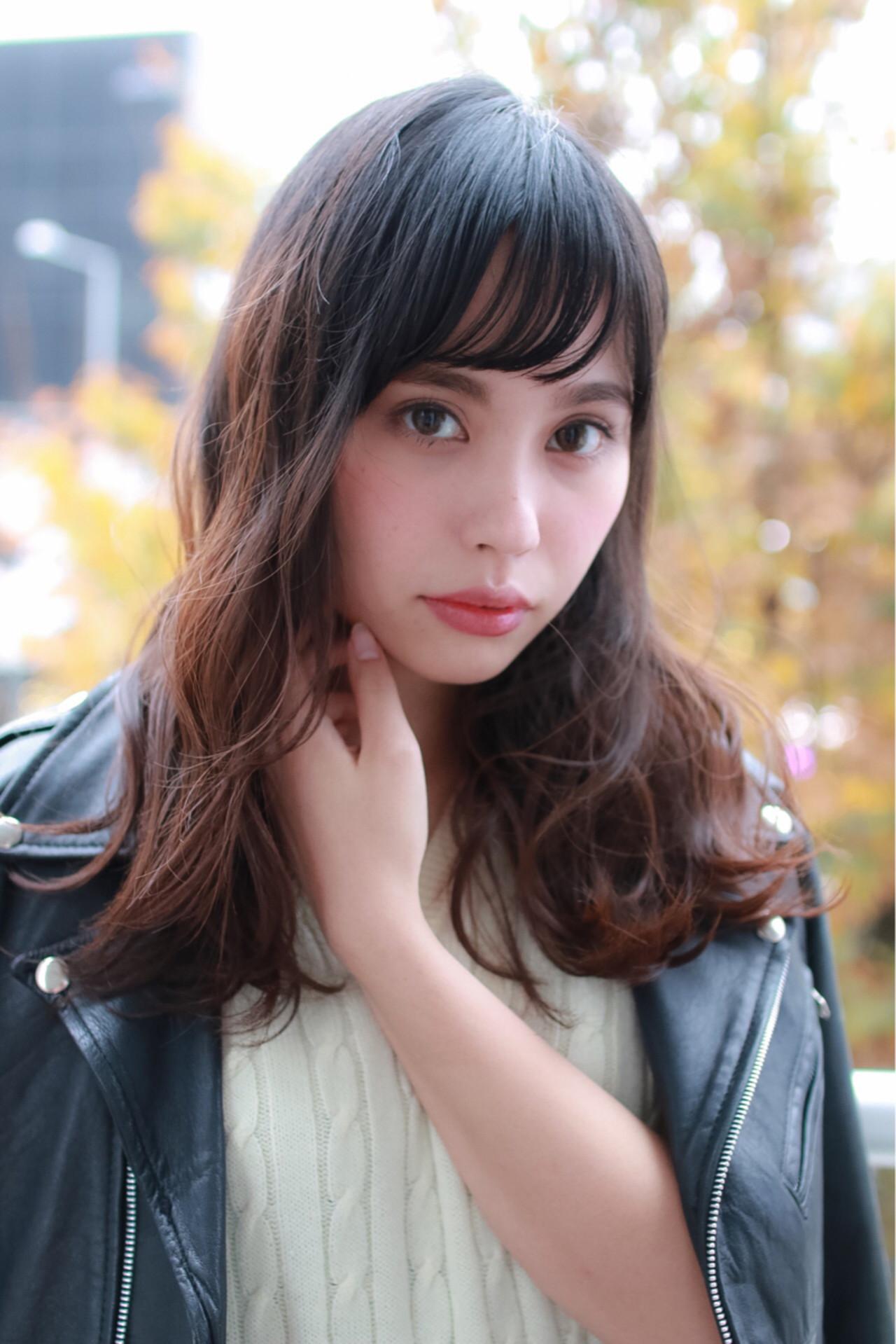 """【カラー別】""""アッシュグラデーションカラー""""で視線を釘付け♡ 金原 貴行"""