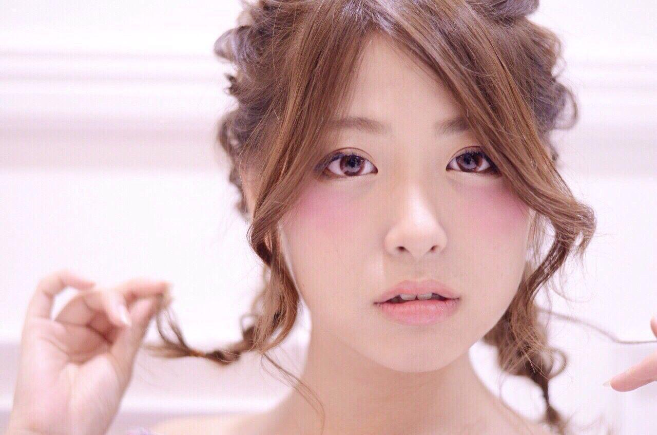 コンプレックスをかわいいに♡丸顔さんにおすすめの髪型アレンジ10選 mayu