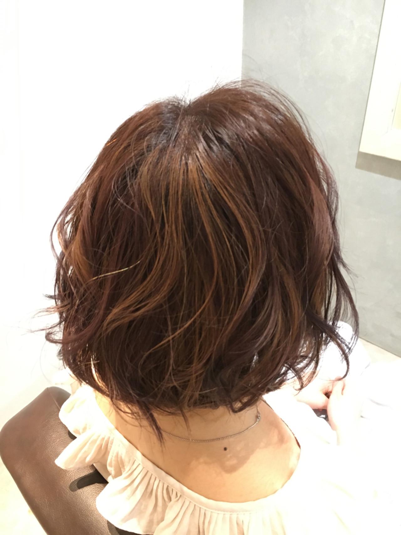 つや髪&透明感で女度アゲル注目カラー!ラベンダーブラウンってどんな色? tsubasa