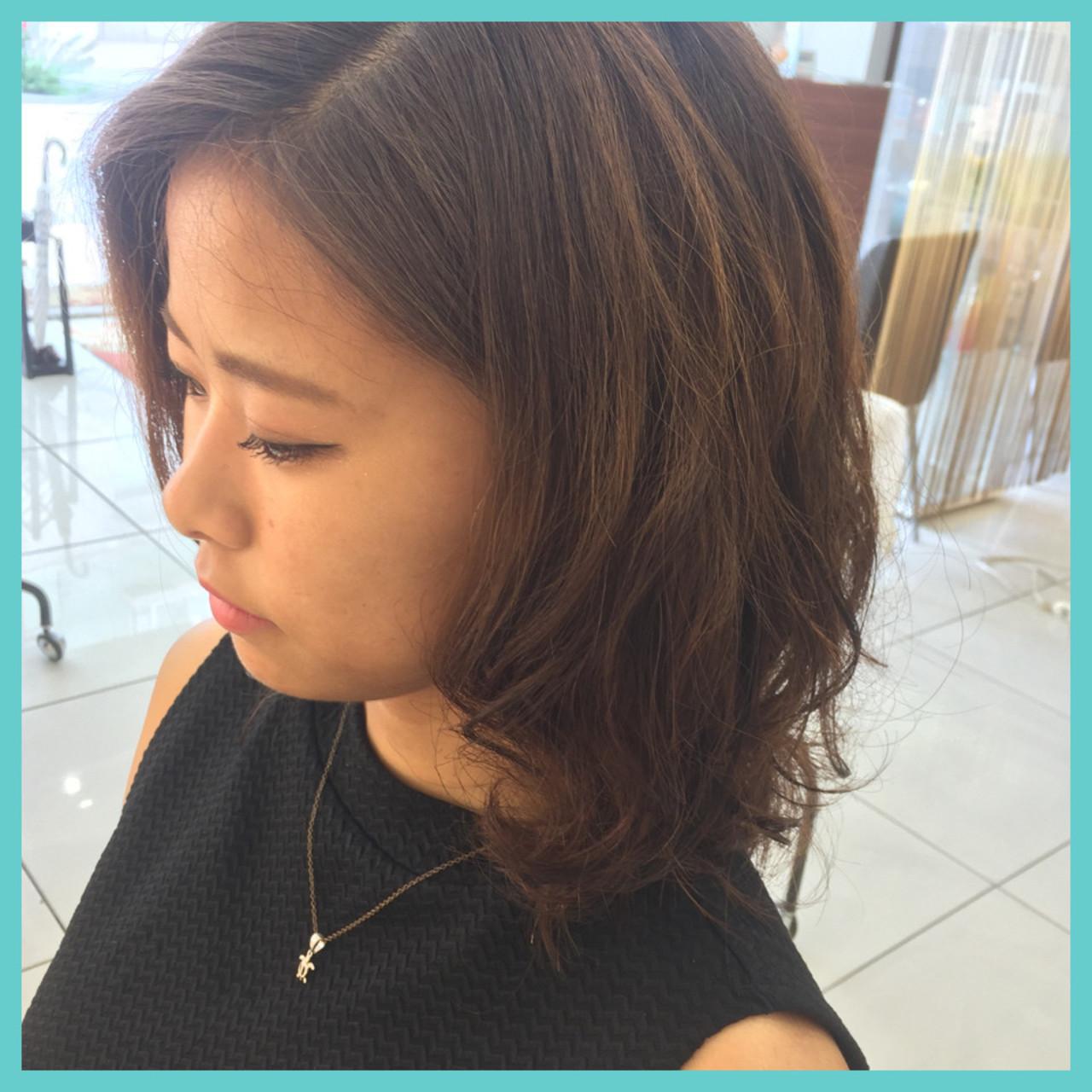 年齢を重ねたからこそ魅力的に。ミセスに似合うヘアスタイルまとめ 田中 瀬菜