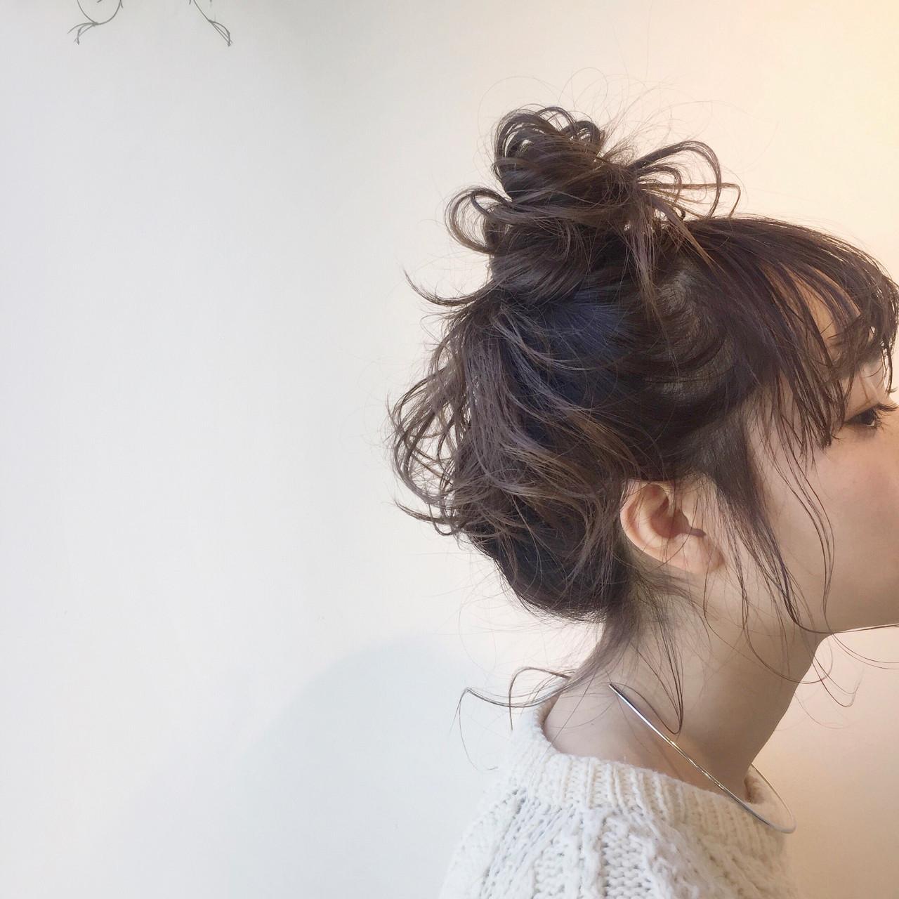 コンプレックスをかわいいに♡丸顔さんにおすすめの髪型アレンジ10選 佐々木拓巳