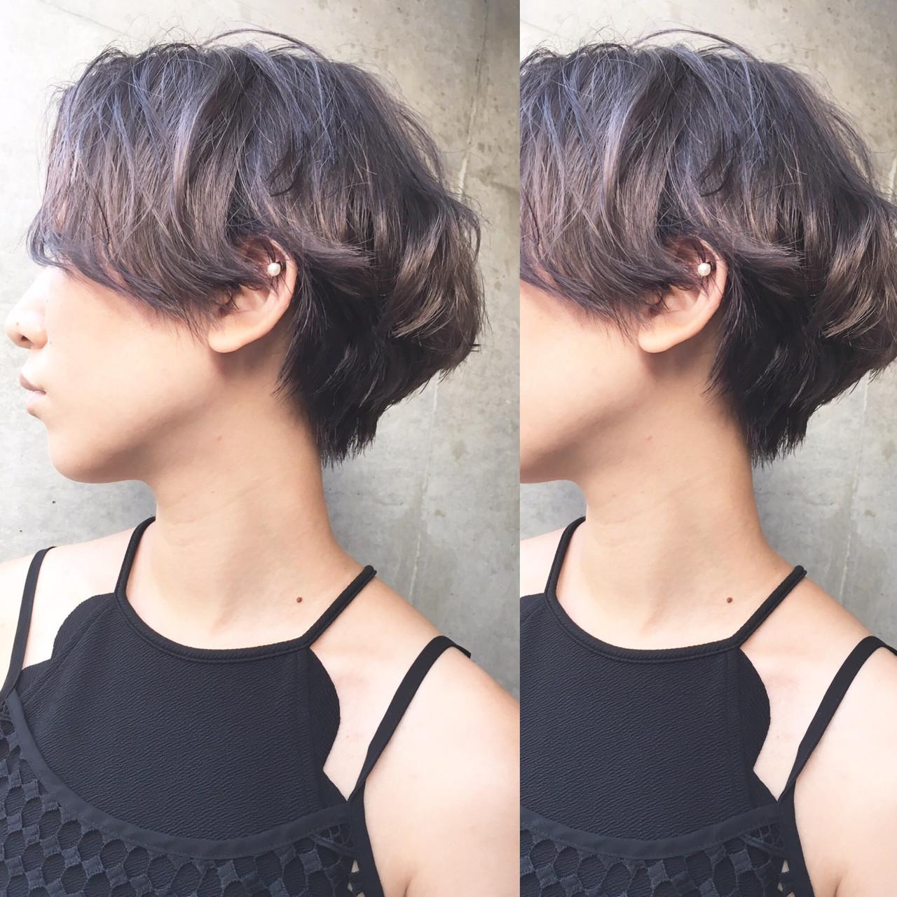 つや髪&透明感で女度アゲル注目カラー!ラベンダーブラウンってどんな色? 齊藤知佳/melgina