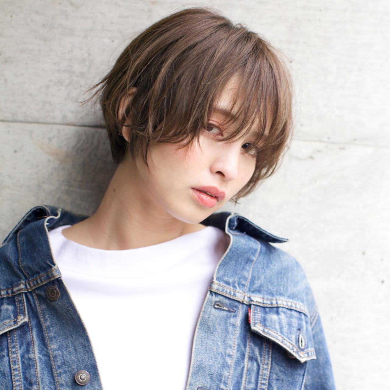 ショートヘアは前髪でイメチェン!長め前髪は良いことたくさん♡ 佐脇 正徳