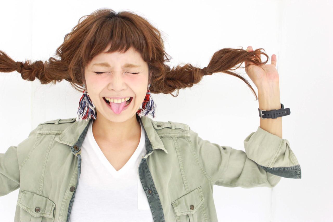 コンプレックスをかわいいに♡丸顔さんにおすすめの髪型アレンジ10選 hiroki