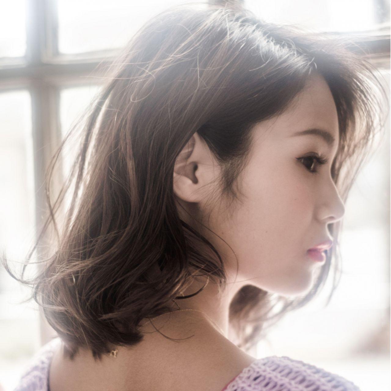 【美容師直伝】ロブがかわいく見える♡おすすめヘアアレンジ集 金山 光雅  Hair Salon Cherish(チェリッシュ)