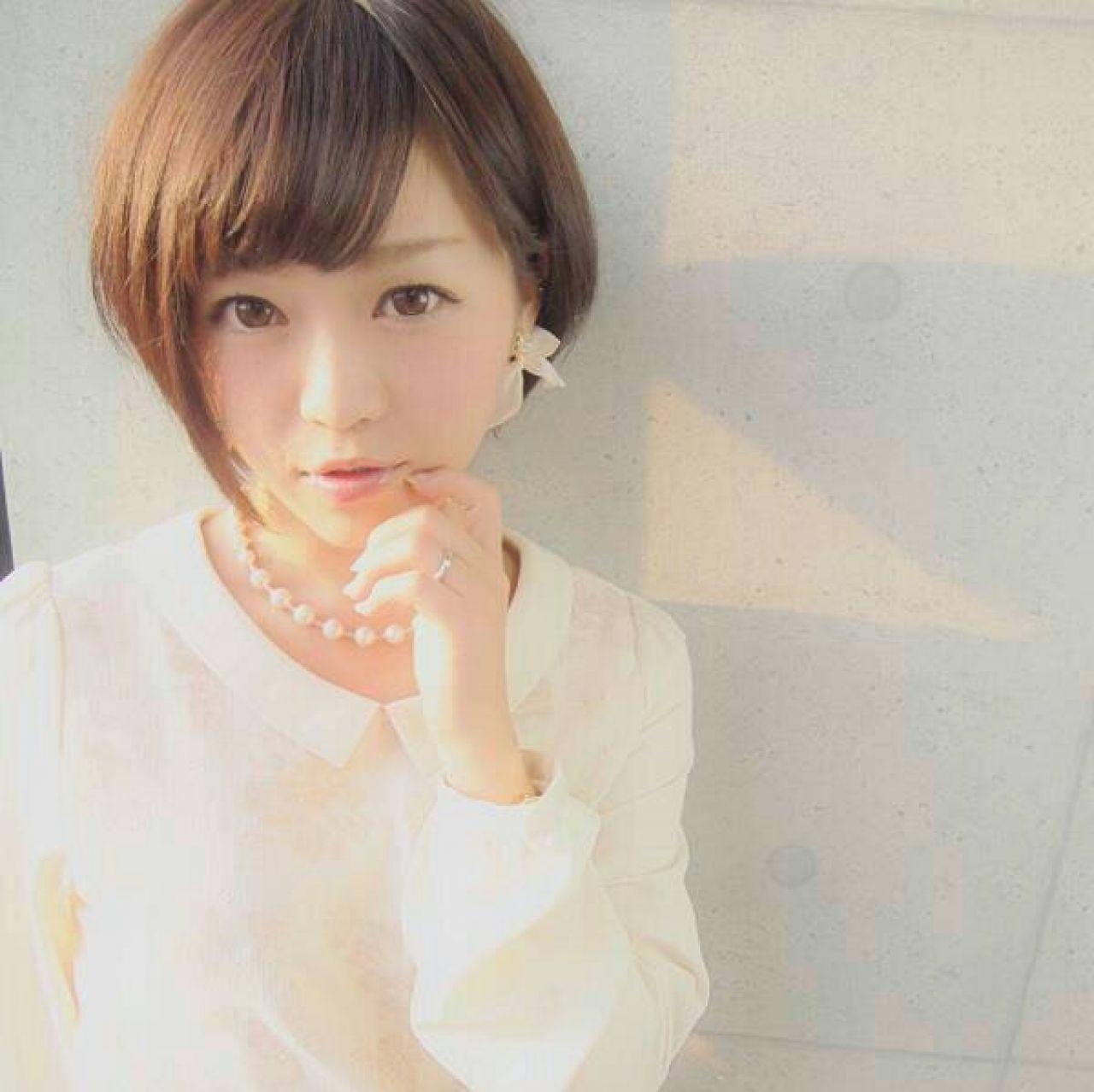 かわいい子はやっている♡ふんわり前髪の作り方と崩れない方法 多田法香