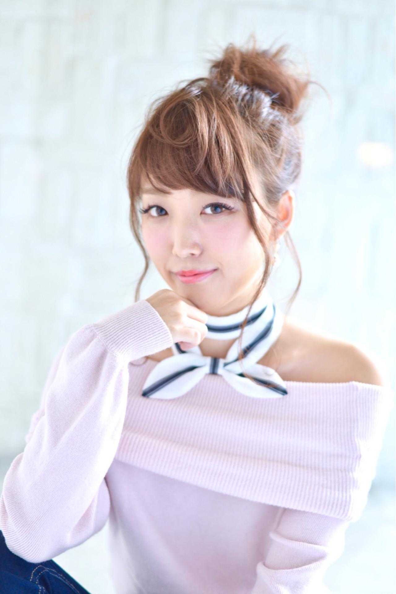 かわいい子はやっている♡ふんわり前髪の作り方と崩れない方法 中野 裕介/jap international