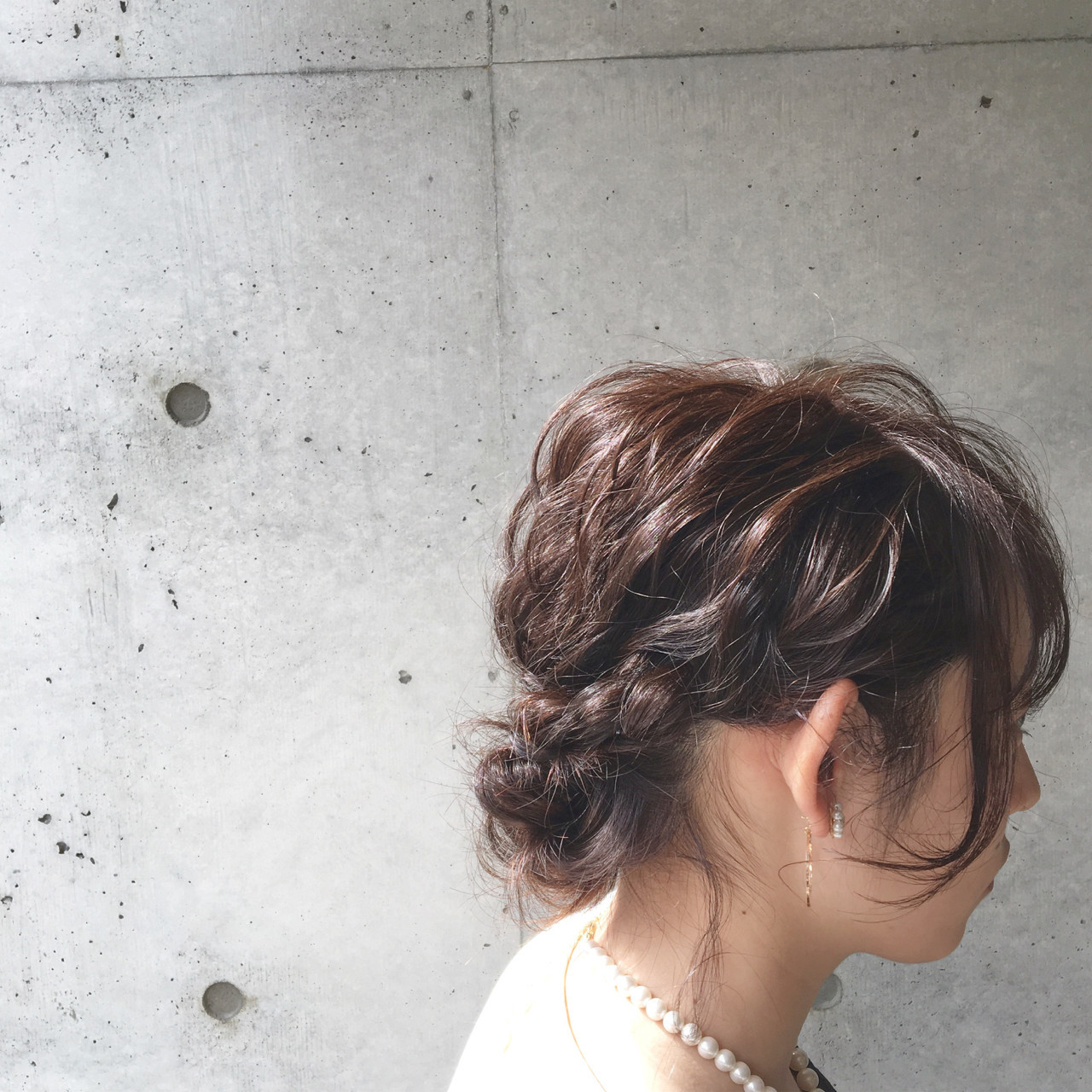 【美容師直伝】ロブがかわいく見える♡おすすめヘアアレンジ集 徳山礼史 | hair atelier nico...