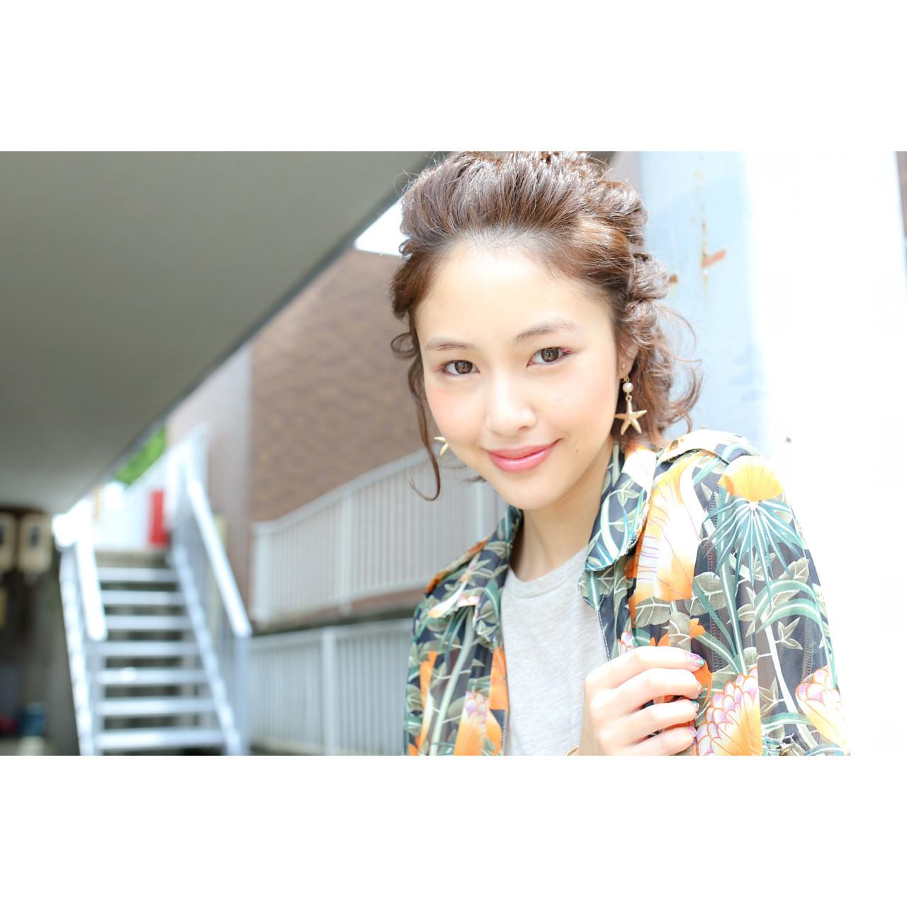 【美容師直伝】ロブがかわいく見える♡おすすめヘアアレンジ集 Kinji Onoda | Noblesse oblige
